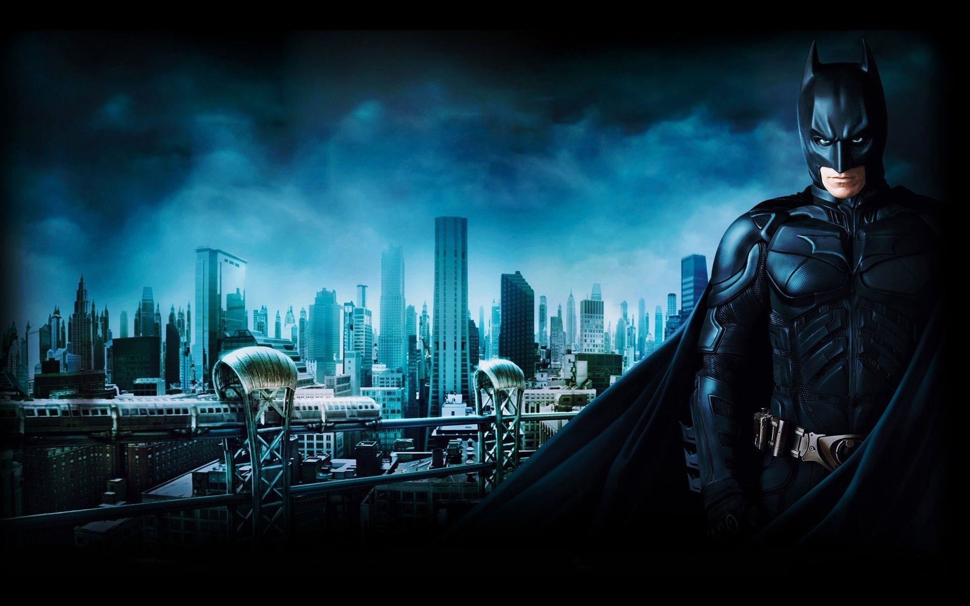 Batman 3 Gotham City Wallpapers | HD Wallpapers
