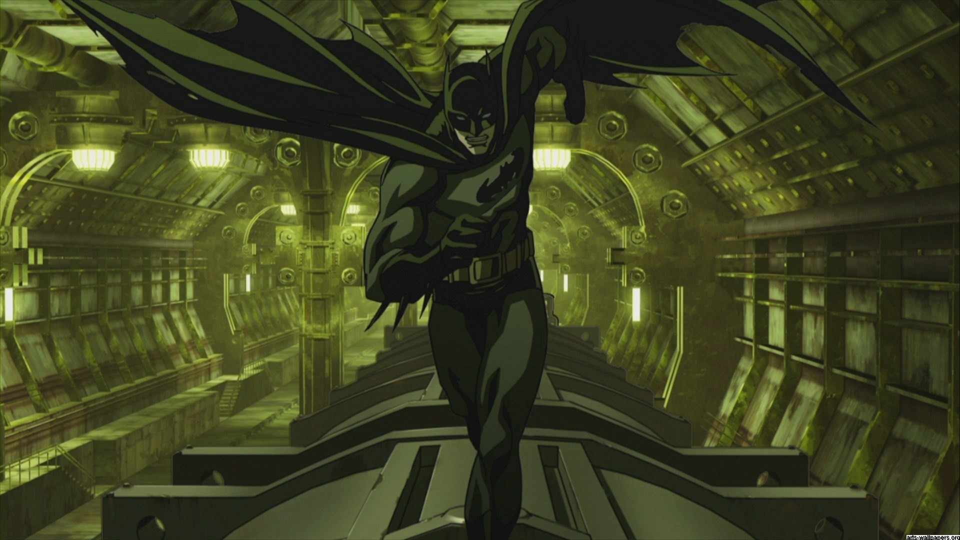 free screensaver wallpapers for batman gotham knight, Javon Thomas  2017-03-21