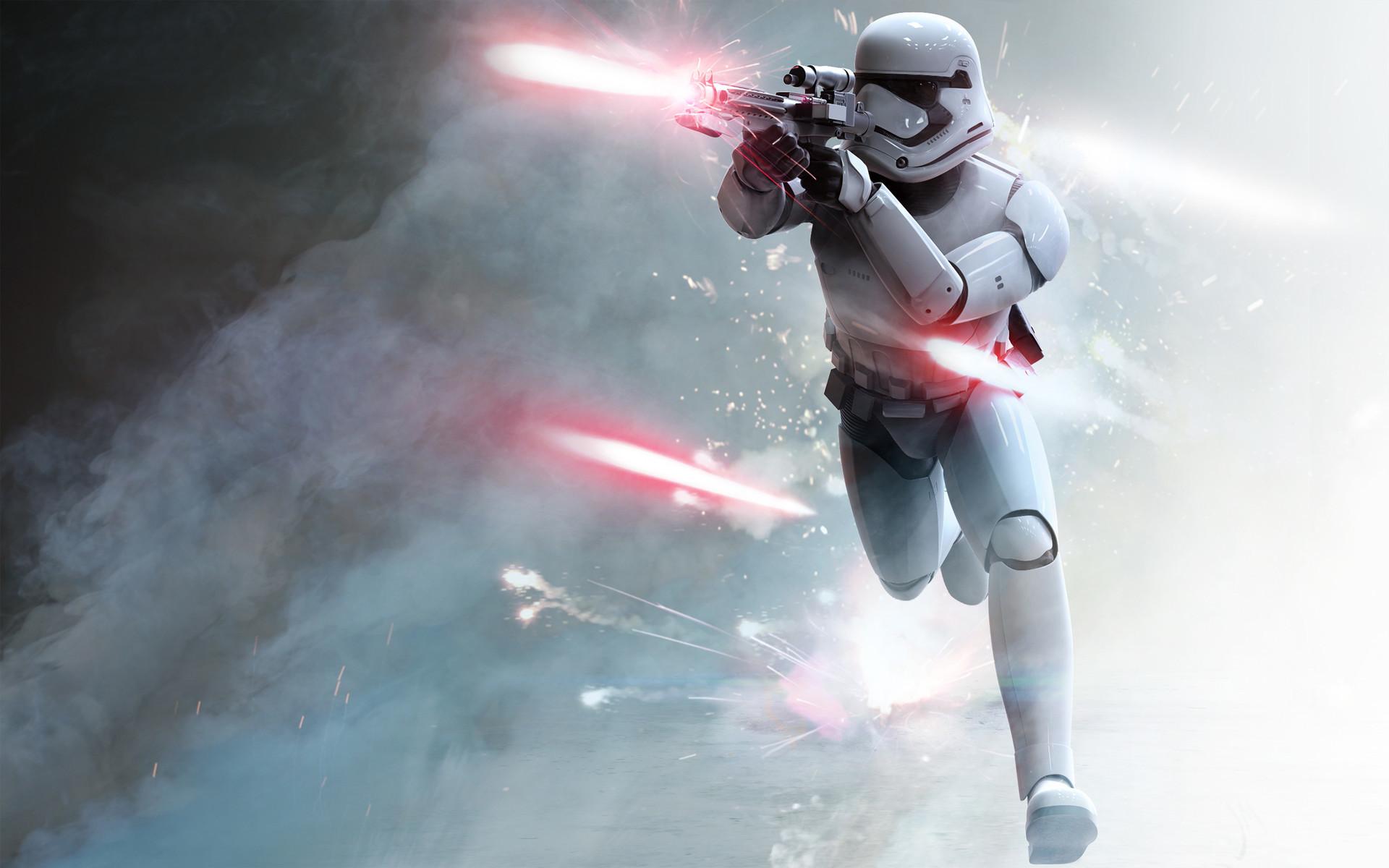 First Order Stormtrooper by Juan Martín …