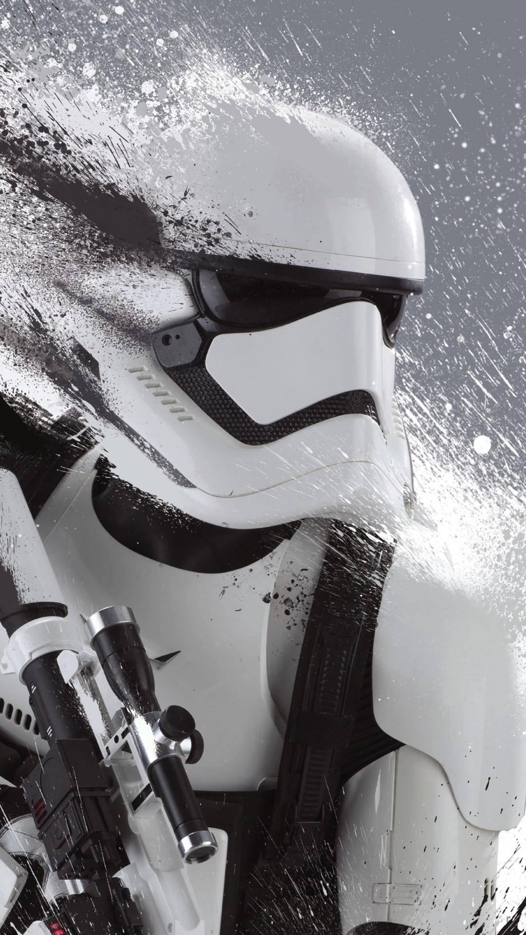 … Wallpaper iDownloadBlog Stormtrooper Blast. Download: iPhone. Star …