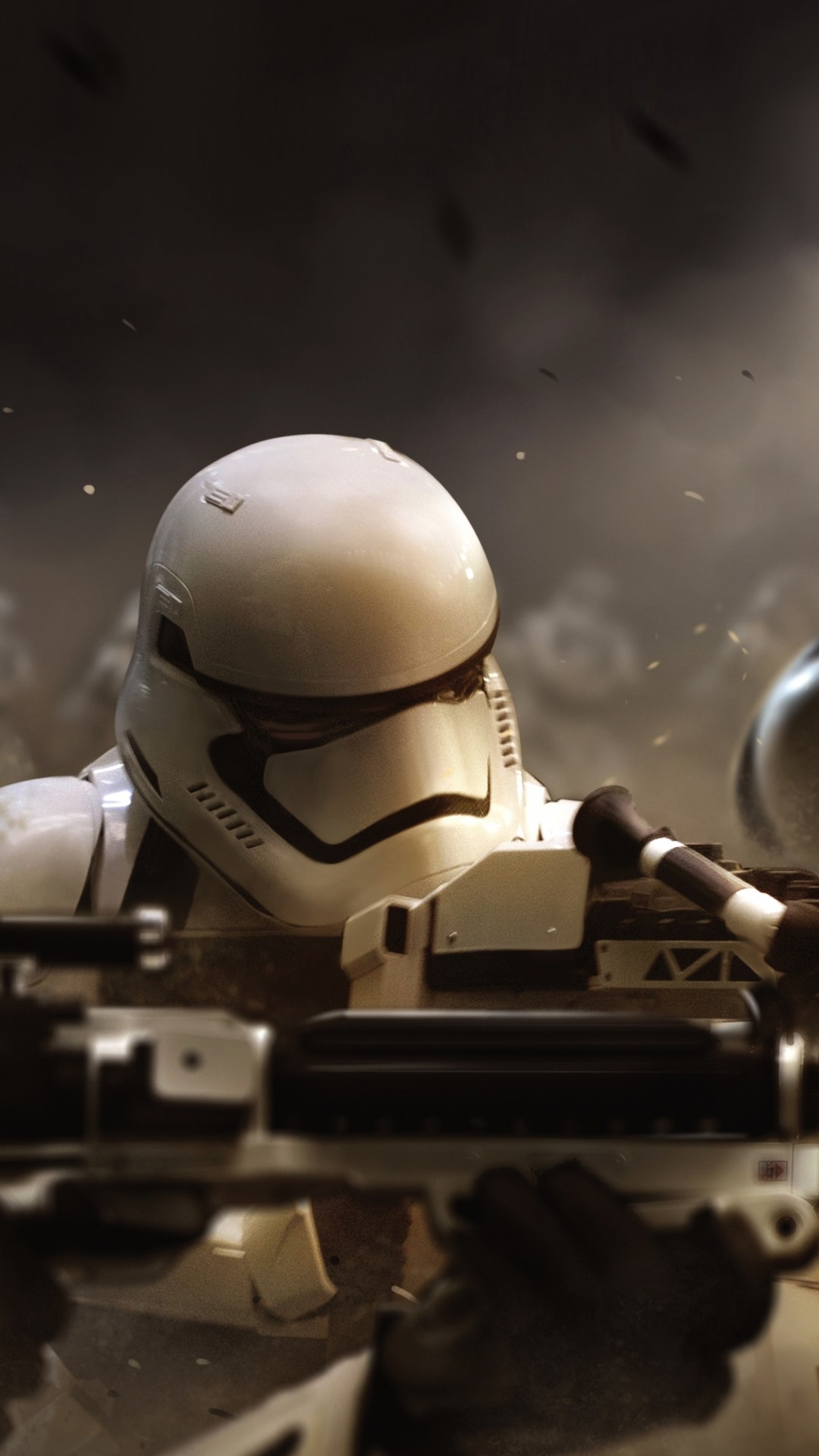 … Wallpaper Stormtrooper Offensive. Download: iPhone. Star …