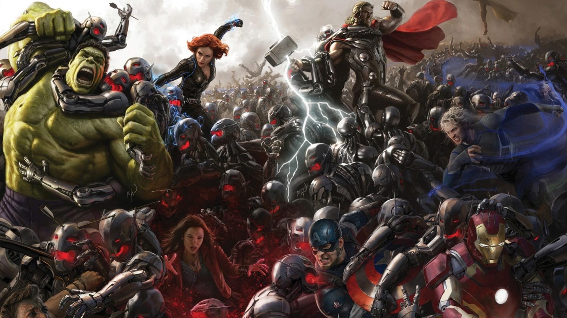 Avengers Age Of Ultron Wallpaper Hd 1080p