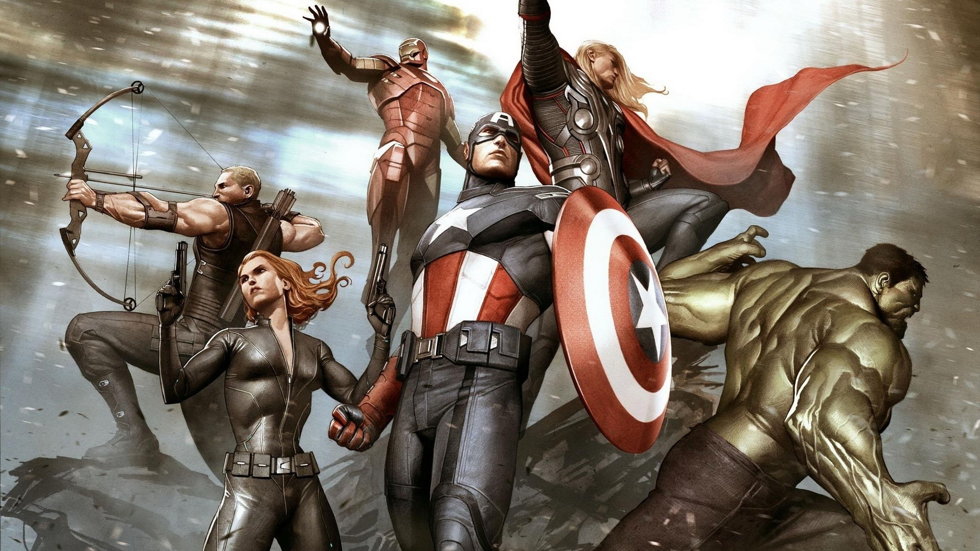 MARVELS THE AVENGERS superhero f wallpaper | | 102266 |  WallpaperUP