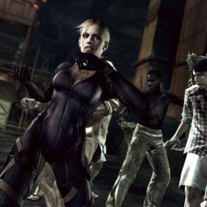 Resident Evil Jill Valentine