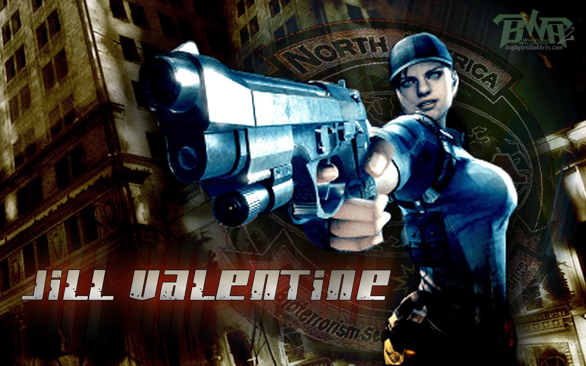 Jill Valentine Resident Evil 5 336933