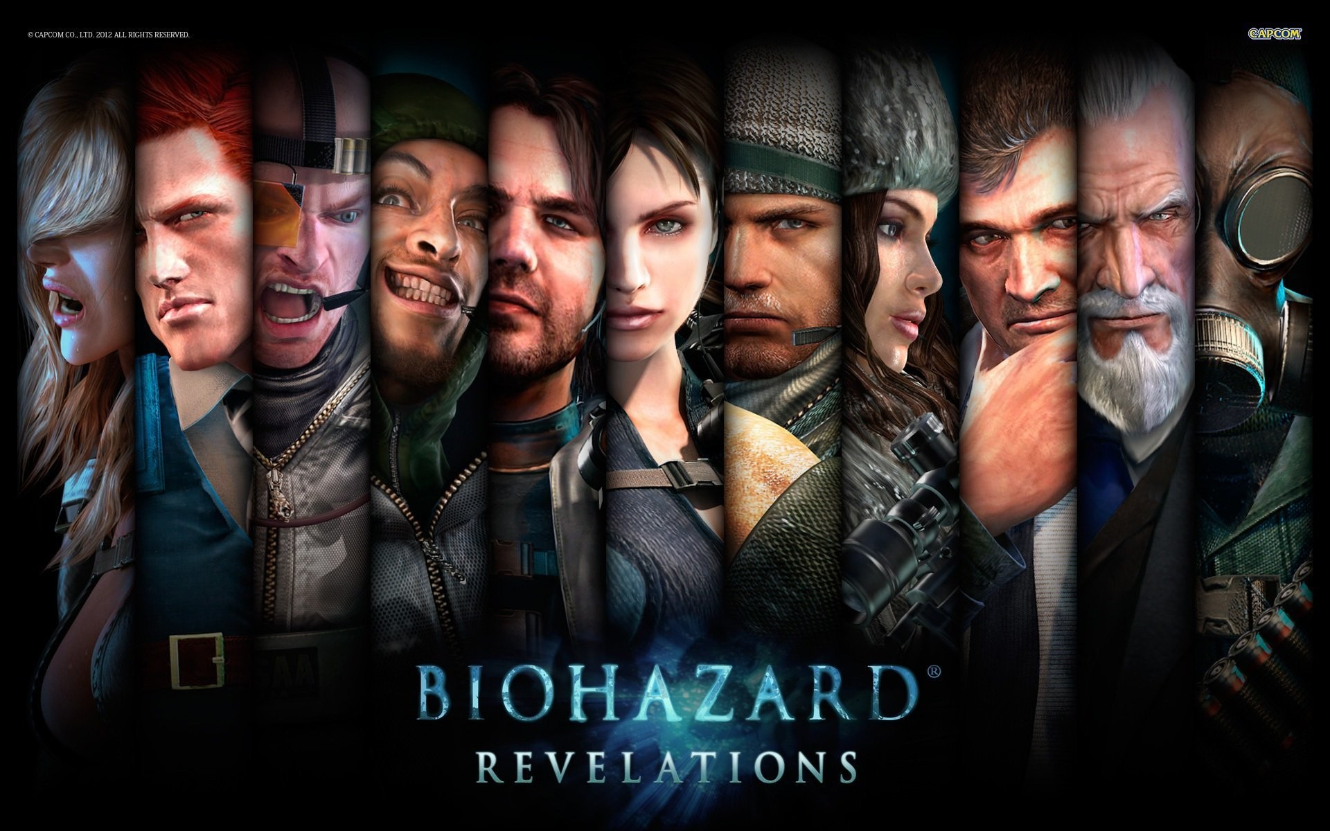 resident evil: revelations characters characters resident evil :  revelations jill valentine jill valentine parker luciani