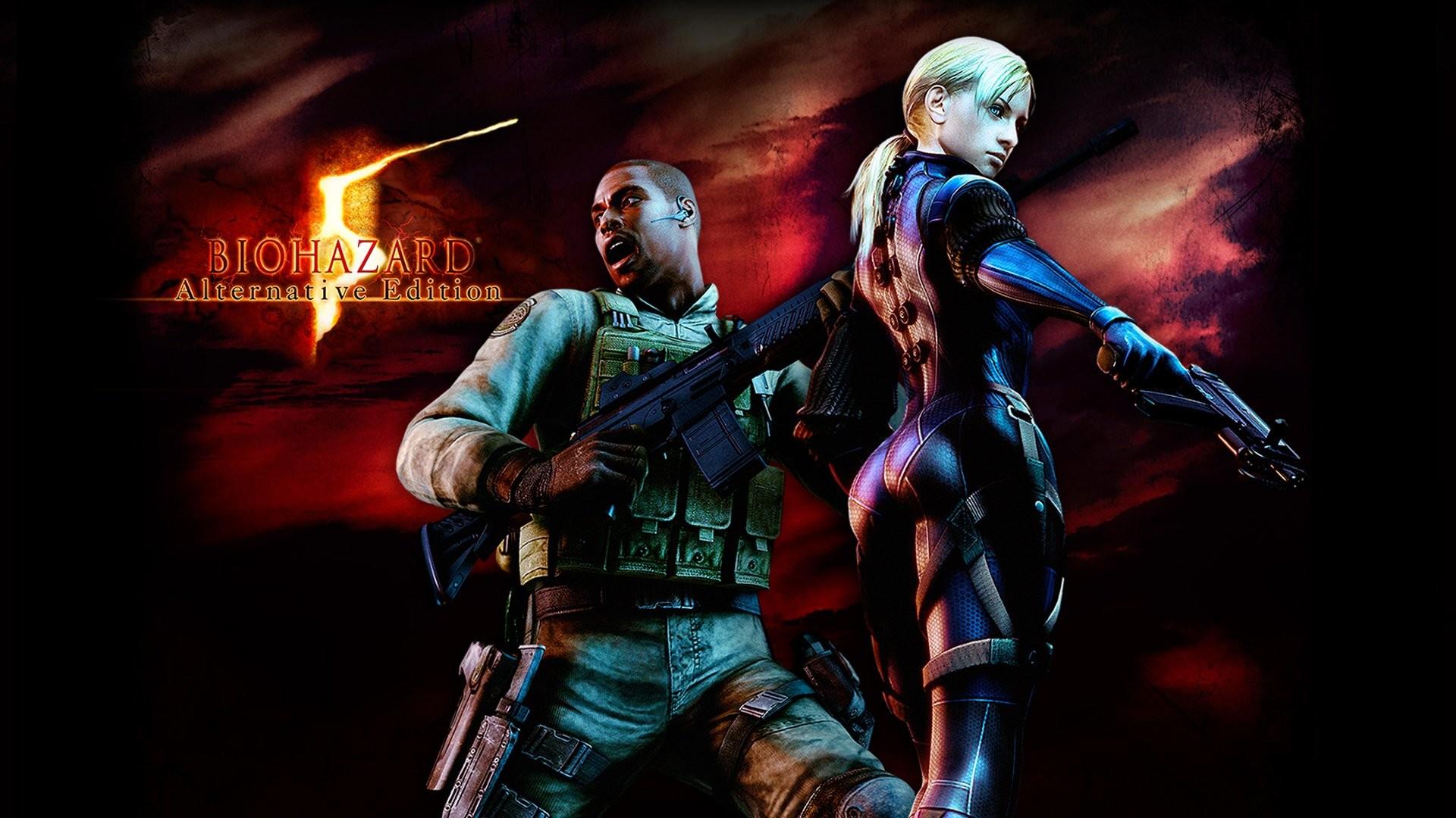 Jill Valentine Resident Evil 5 214253 …