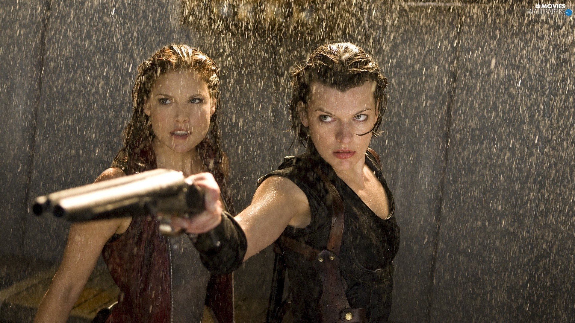 Backgrounds 1920×1080. Rain, Jill Valentine, Resident Evil …