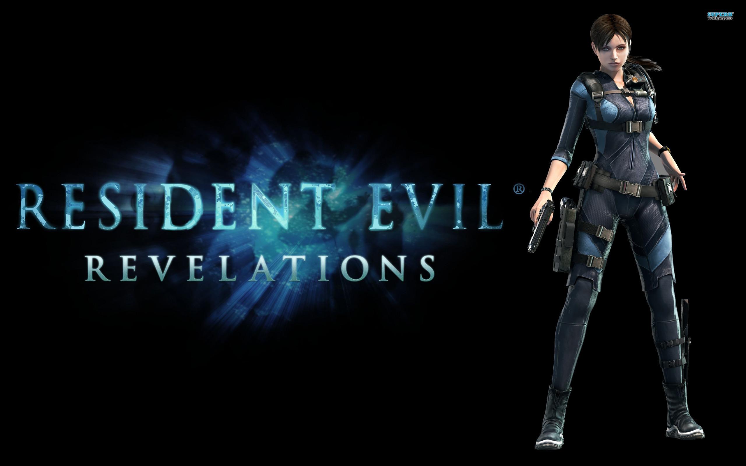 HD Wallpaper | Background ID:204237. Video Game Resident Evil:  Revelations