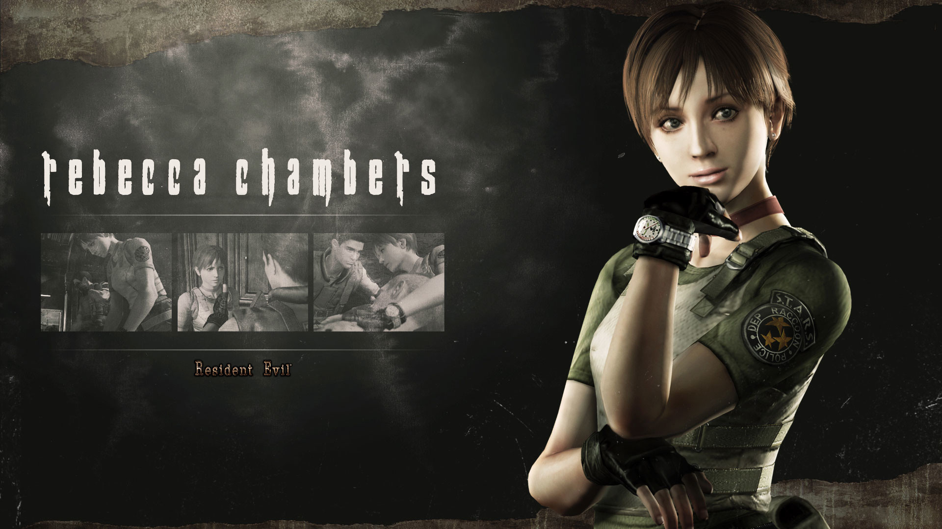 Resident Evil / biohazard HD REMASTER – Rebecca Chambers | Steam Trading  Cards Wiki | FANDOM powered by Wikia