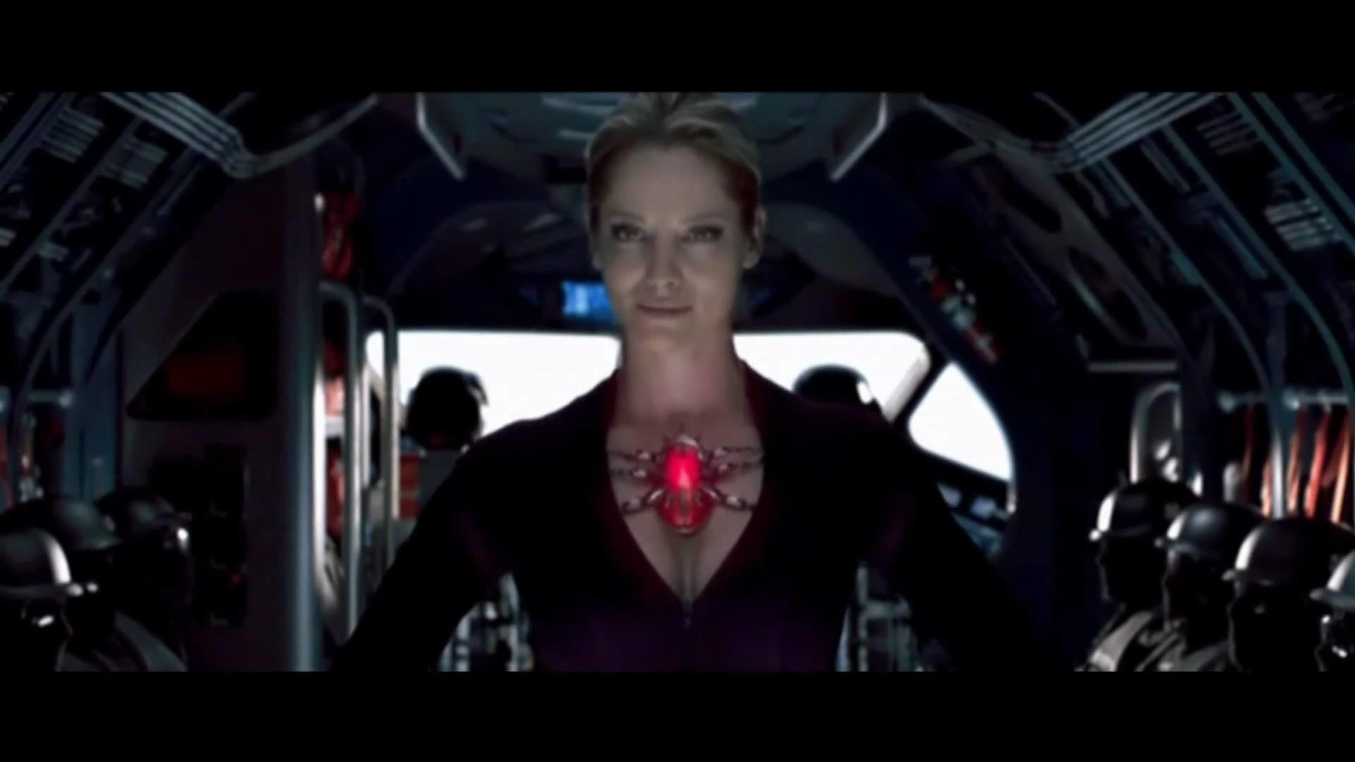 Jill Valentine РResident Evil Afterlife (Recome̤o) РLegendado e HD Р YouTube