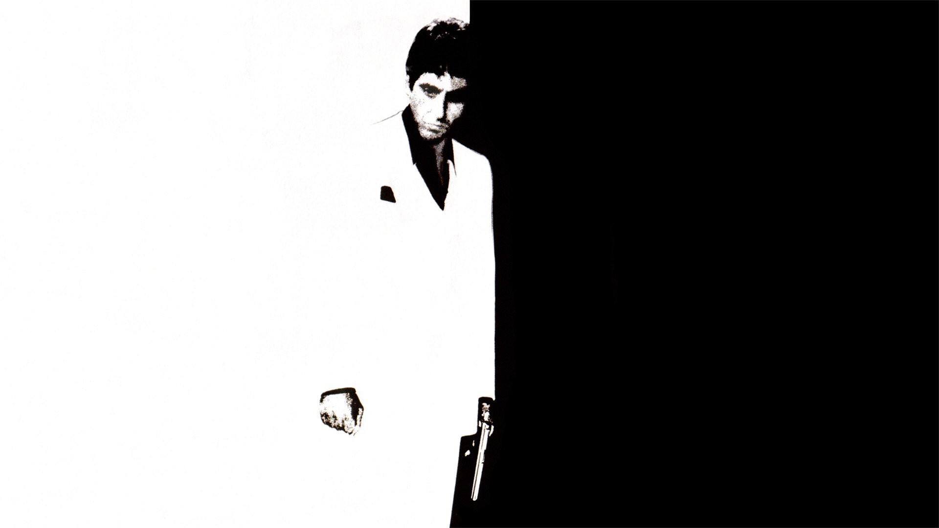 Al Pacino On Scarface Wallpaper HD: Celebrity by Free HD