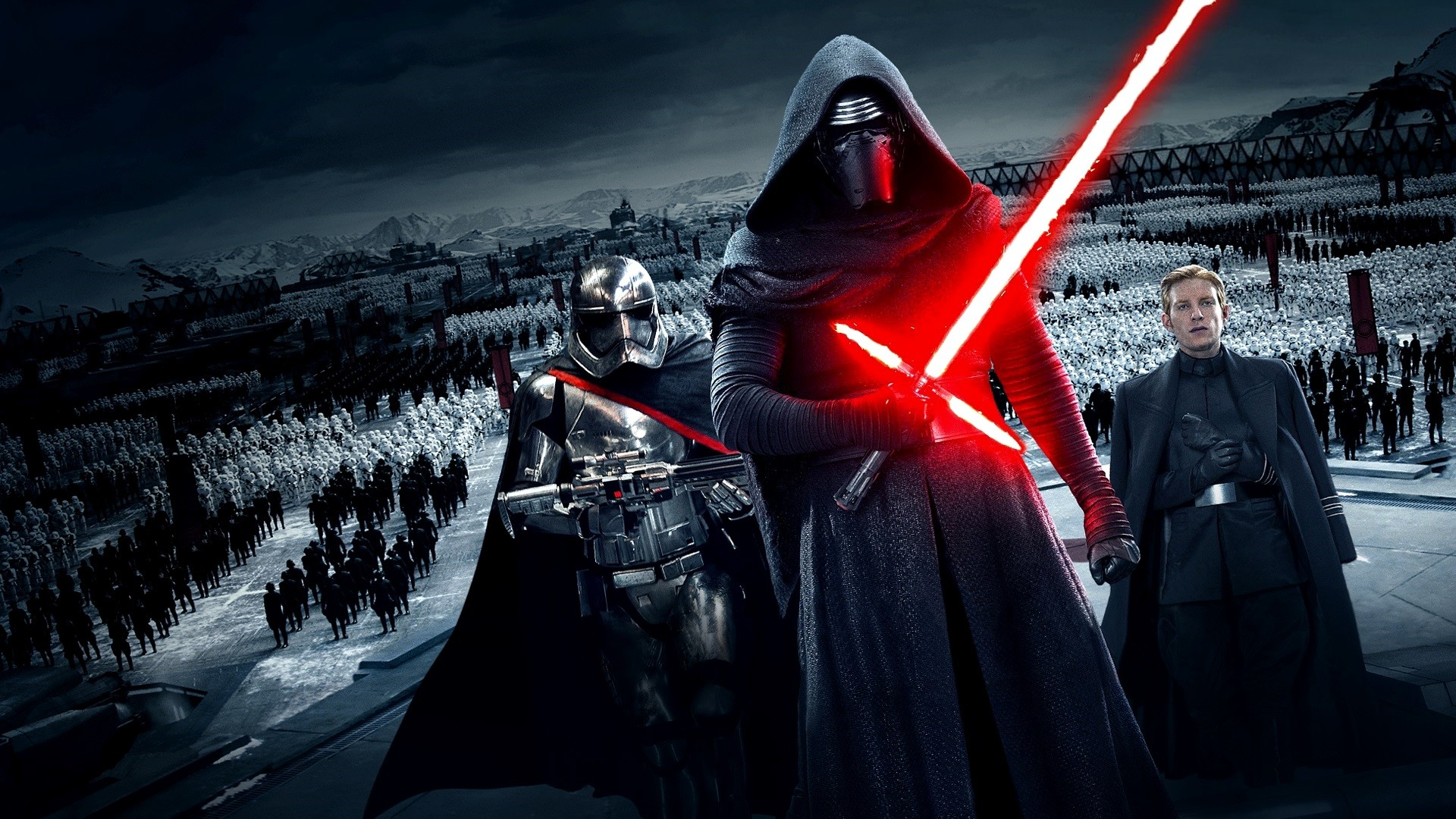 … Star Wars Episode VII The Force Awakens (4) …