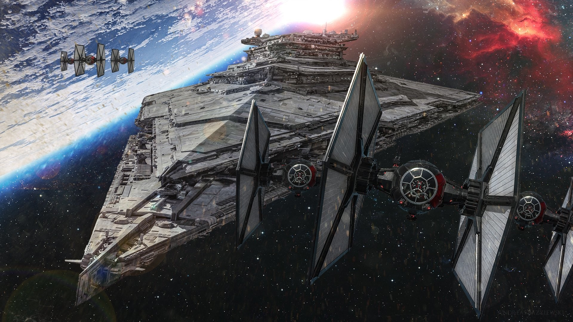 HD Wallpaper | Background ID:640375. Movie Star Wars Episode VII:  The Force Awakens