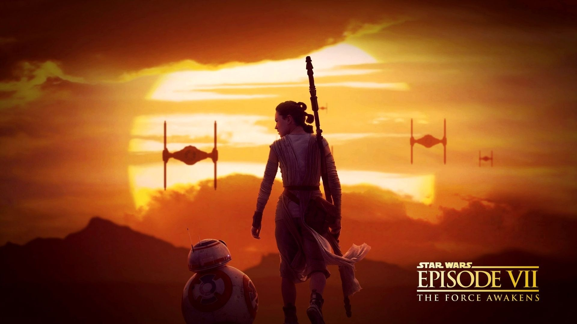 Star Wars: Episode VII The Force Awakens, BB 8, Star Wars Wallpapers HD /  Desktop and Mobile Backgrounds