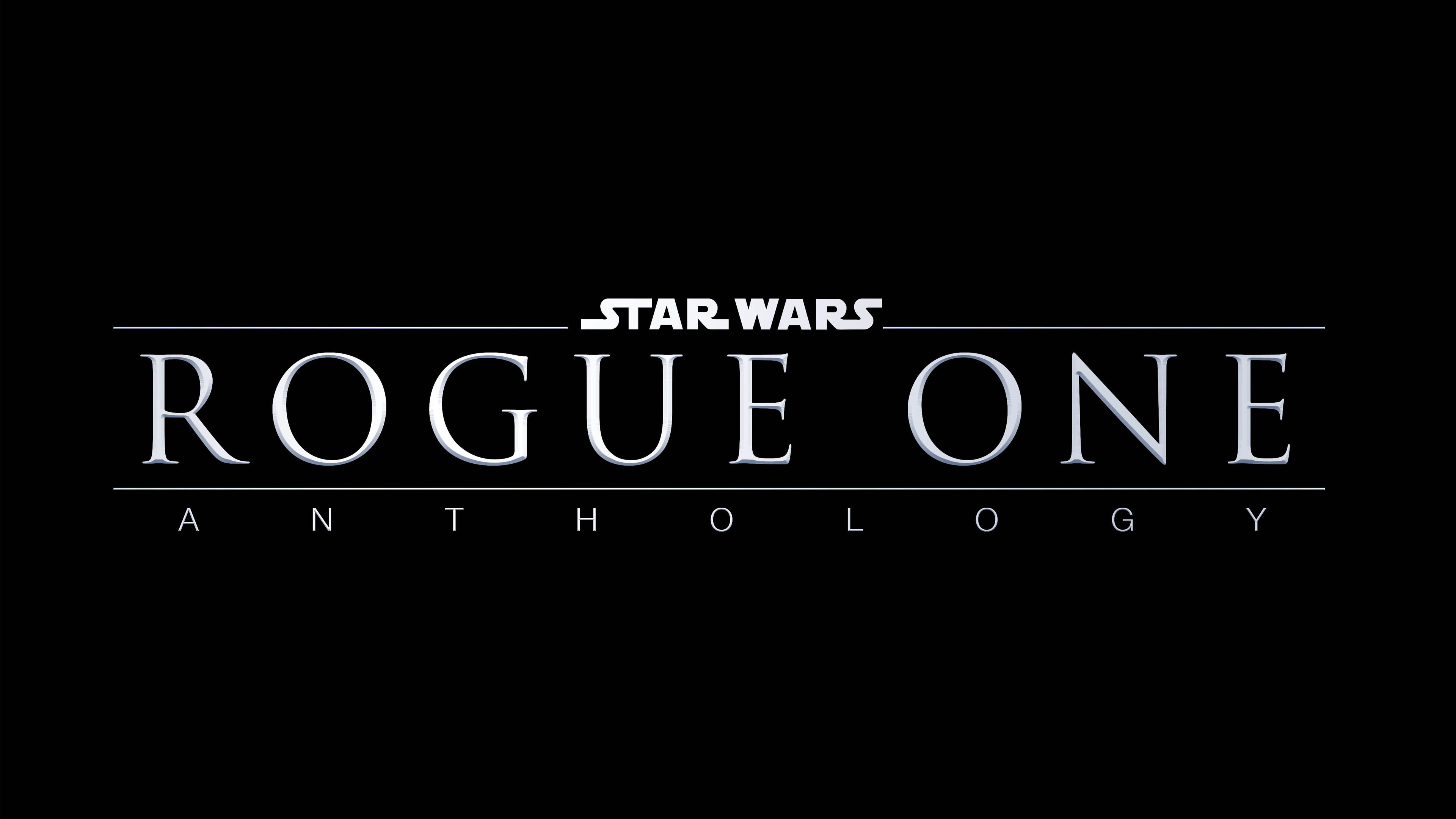 Rogue One: A Star Wars Story Logo wallpaper