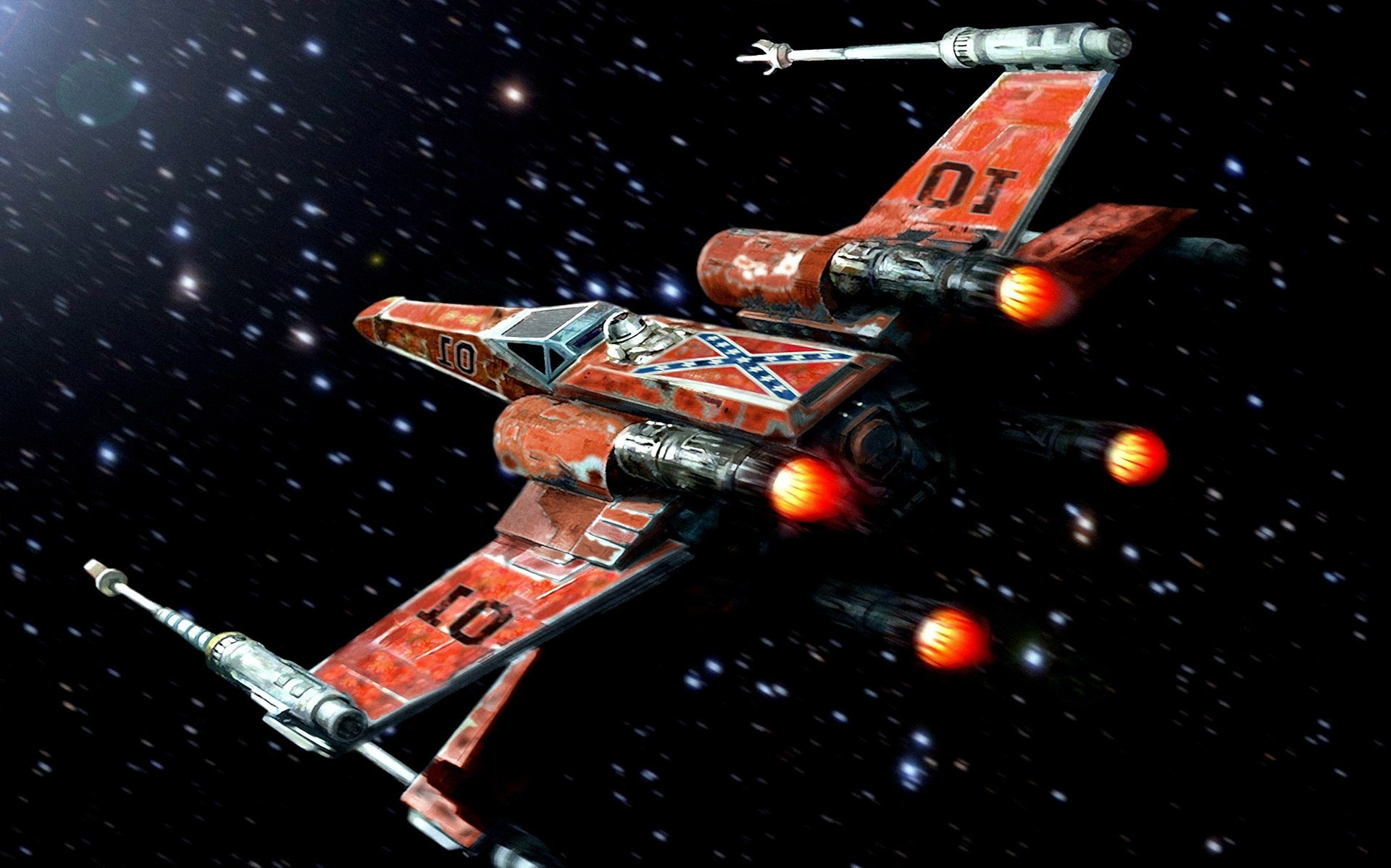 Star Wars, X wing, Minimalism Wallpapers HD / Desktop and Mobile 1920×1080