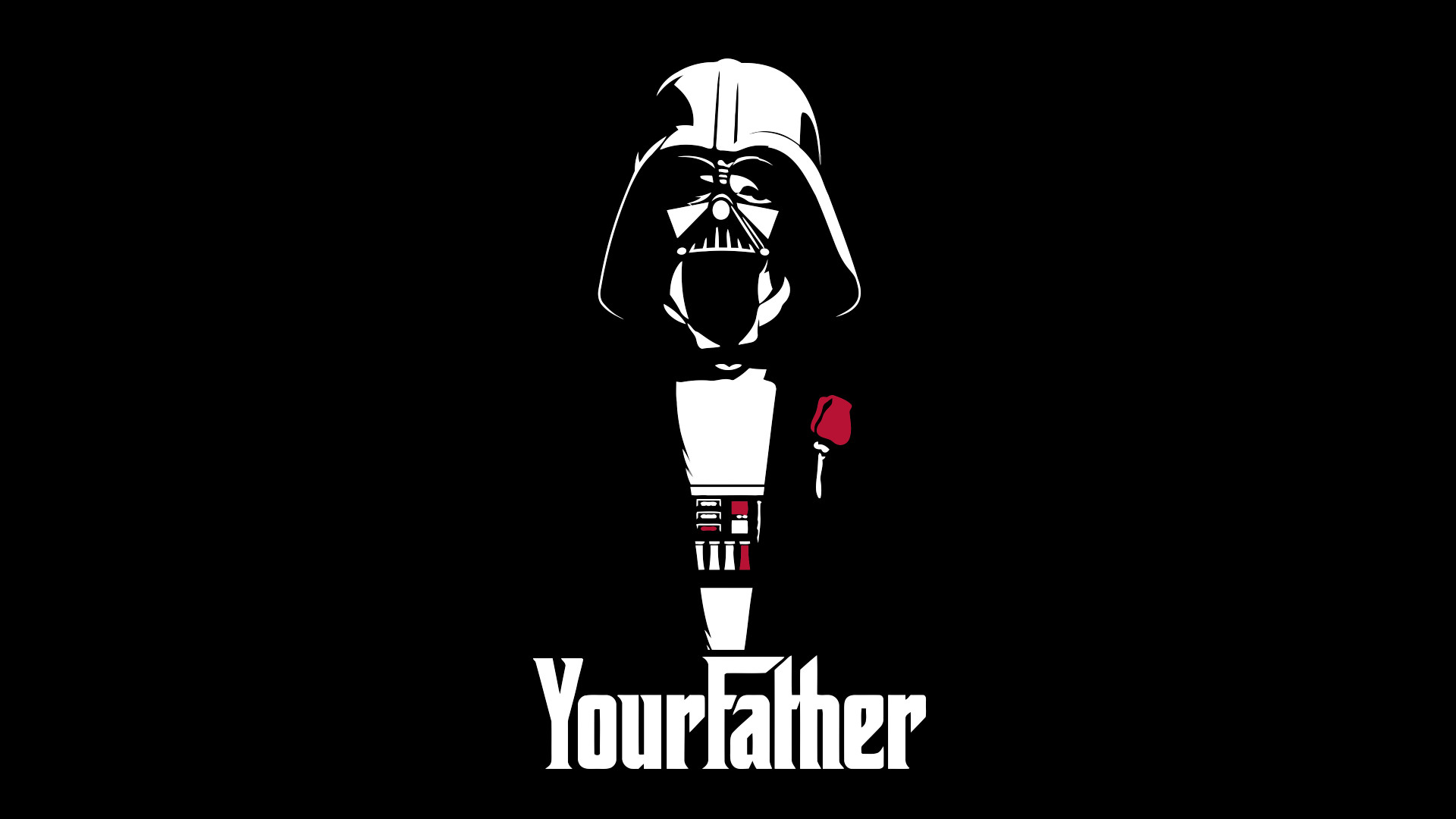 Darth Vader, The Godfather, Father, Star Wars