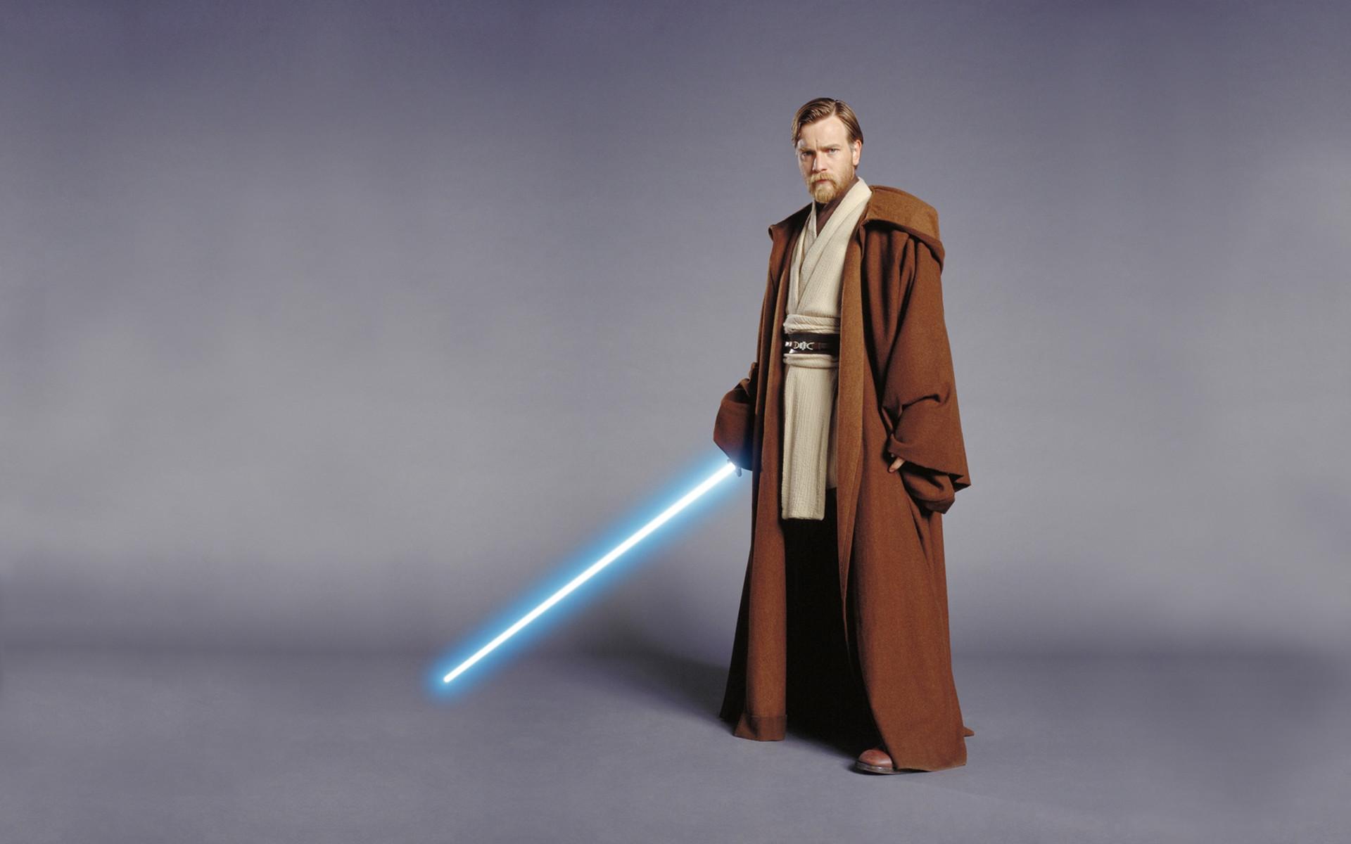 Obi Wan Kenobi Episode 3 Lightsaber