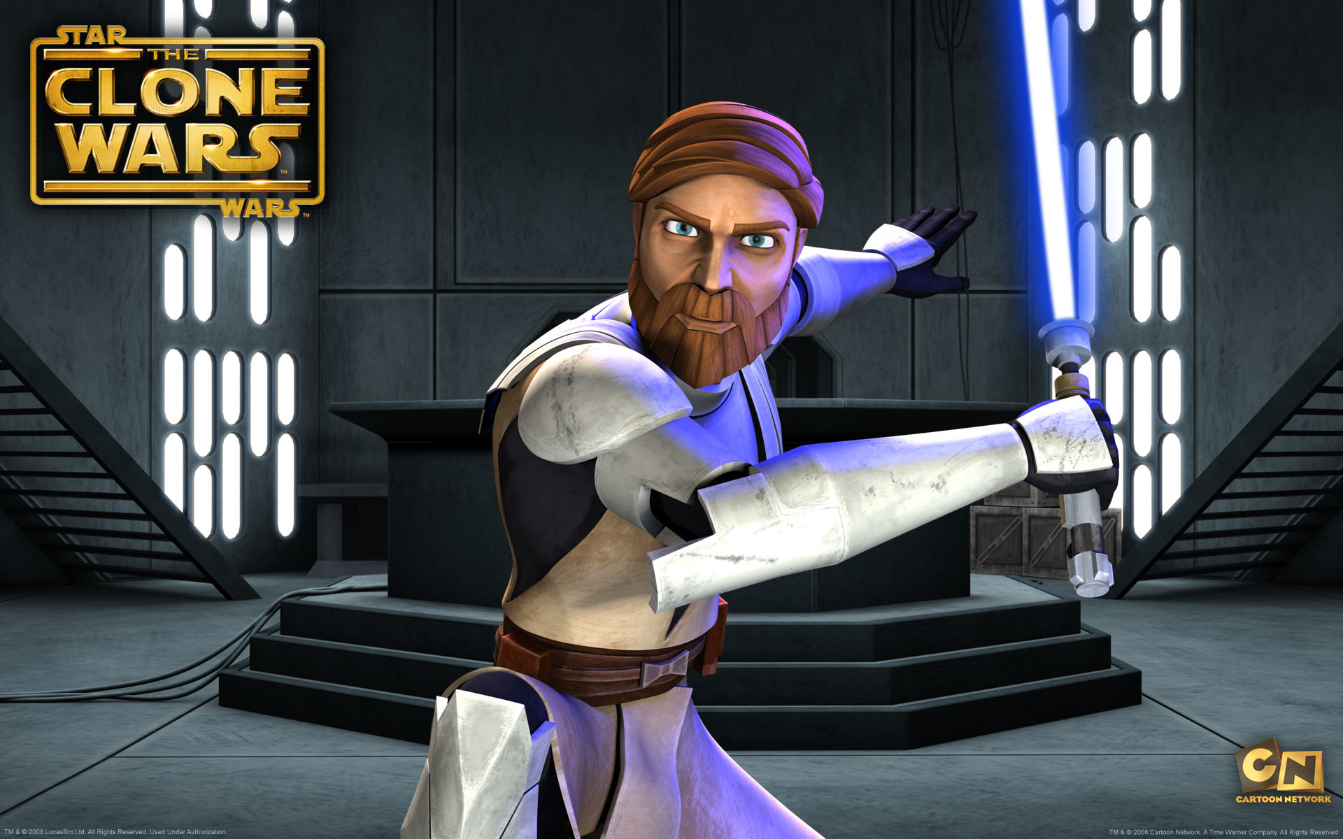 Obi-Wan Kenobi from The Clone Wars wallpaper – Click picture for high  resolution HD wallpaper