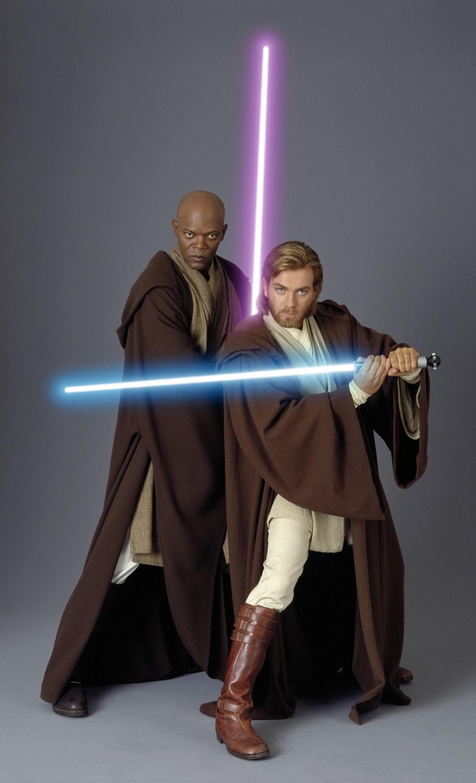 Mace Windu | Mace Windu and Obi Wan Kenobi – Mace Windu Photo (4133880)