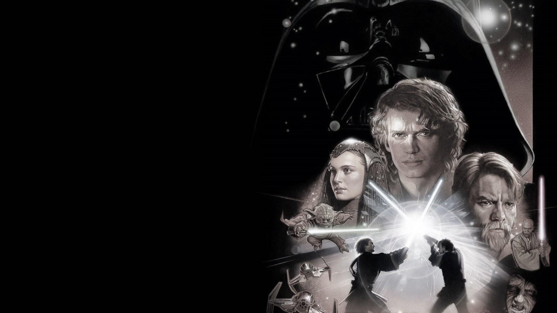 Movie РStar Wars Episode III: Revenge of the Sith Padm̩ Amidala Mace Windu  Obi