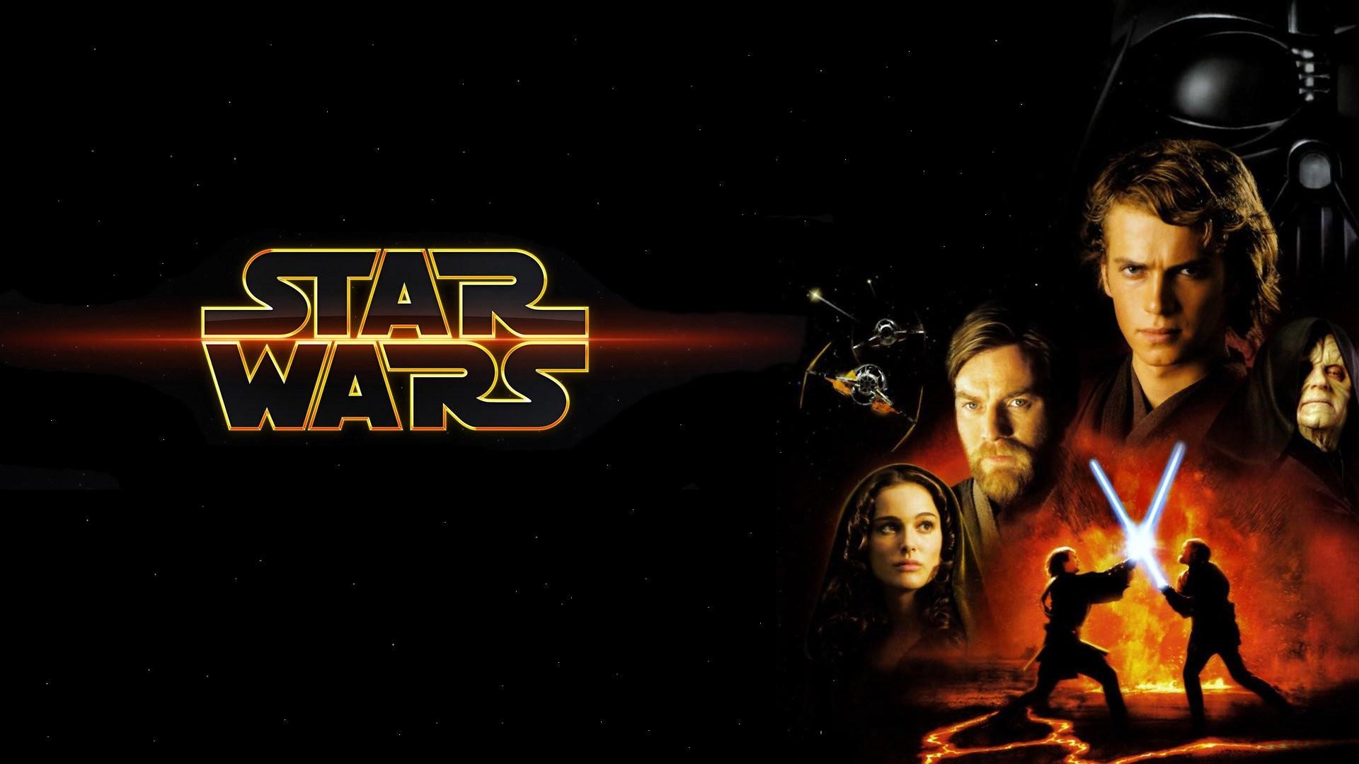 Obi-Wan Kenobi · Padmé Amidala · Movie – Star Wars Episode III: Revenge of  the Sith Padmé Amidala Darth Vader Anakin