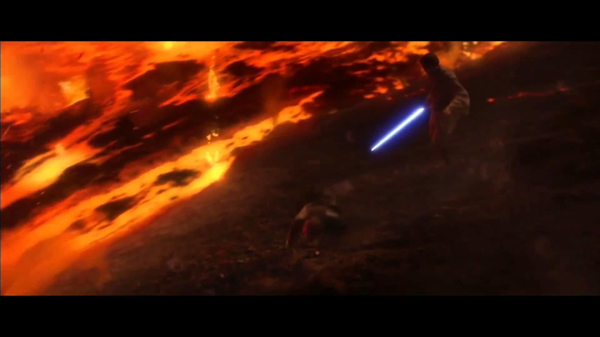 Anakin skywalker vs Obi-wan kenobi Kings and Queens HD
