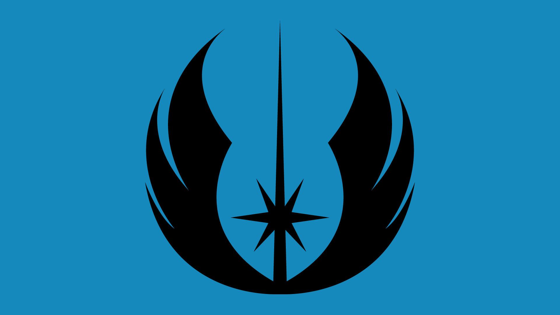 Jedi Symbol Backgrounds (Mobile, iPad)