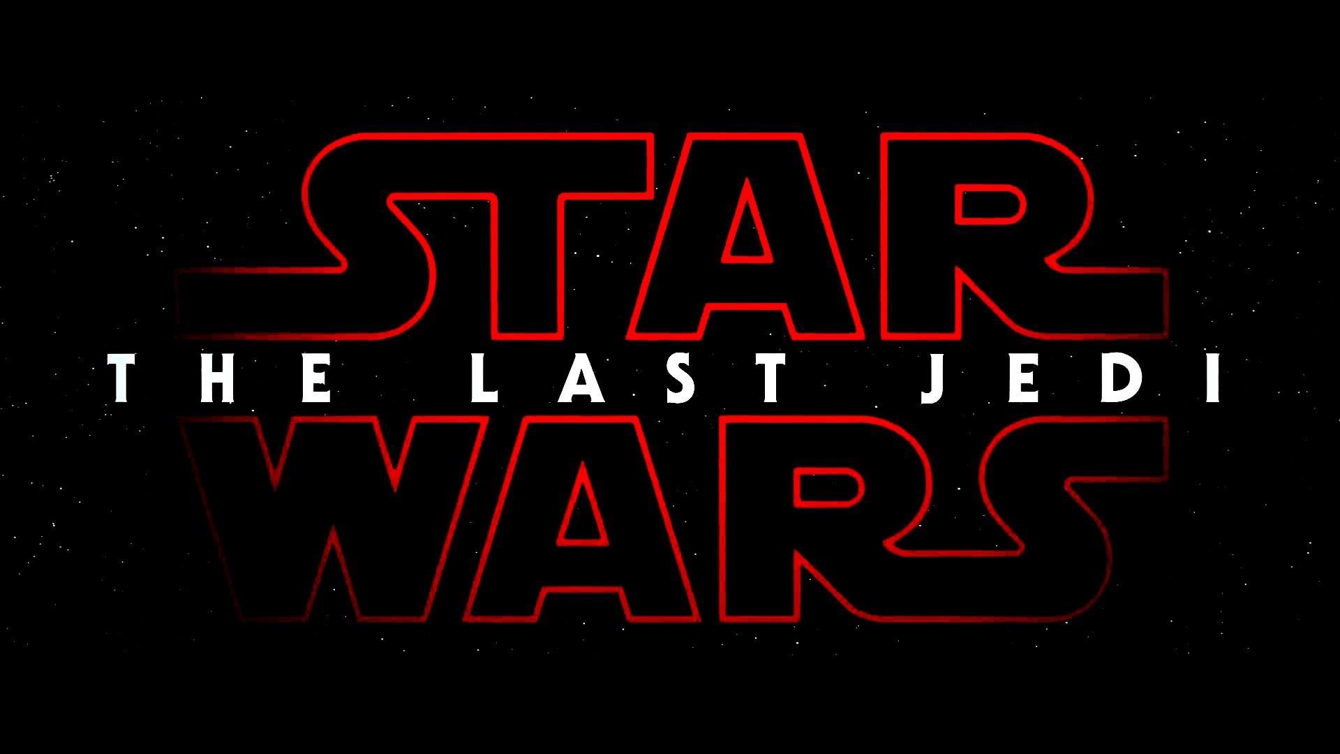 … star wars the last jedi logo wallpaper 17150 baltana …