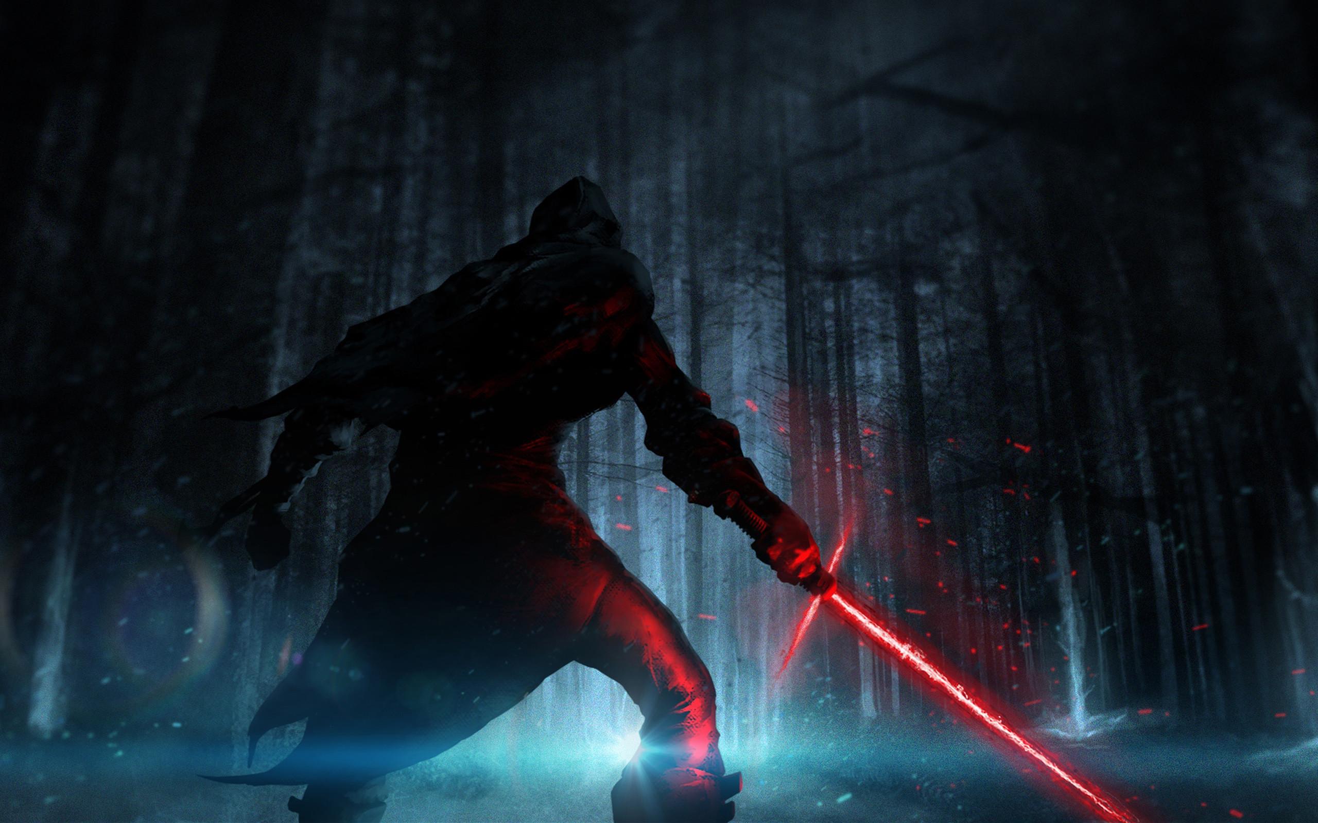 Star Wars The Force Awakens Wallpapers Desktop Background For Desktop  Wallpaper 2560 x 1600 px 1.2