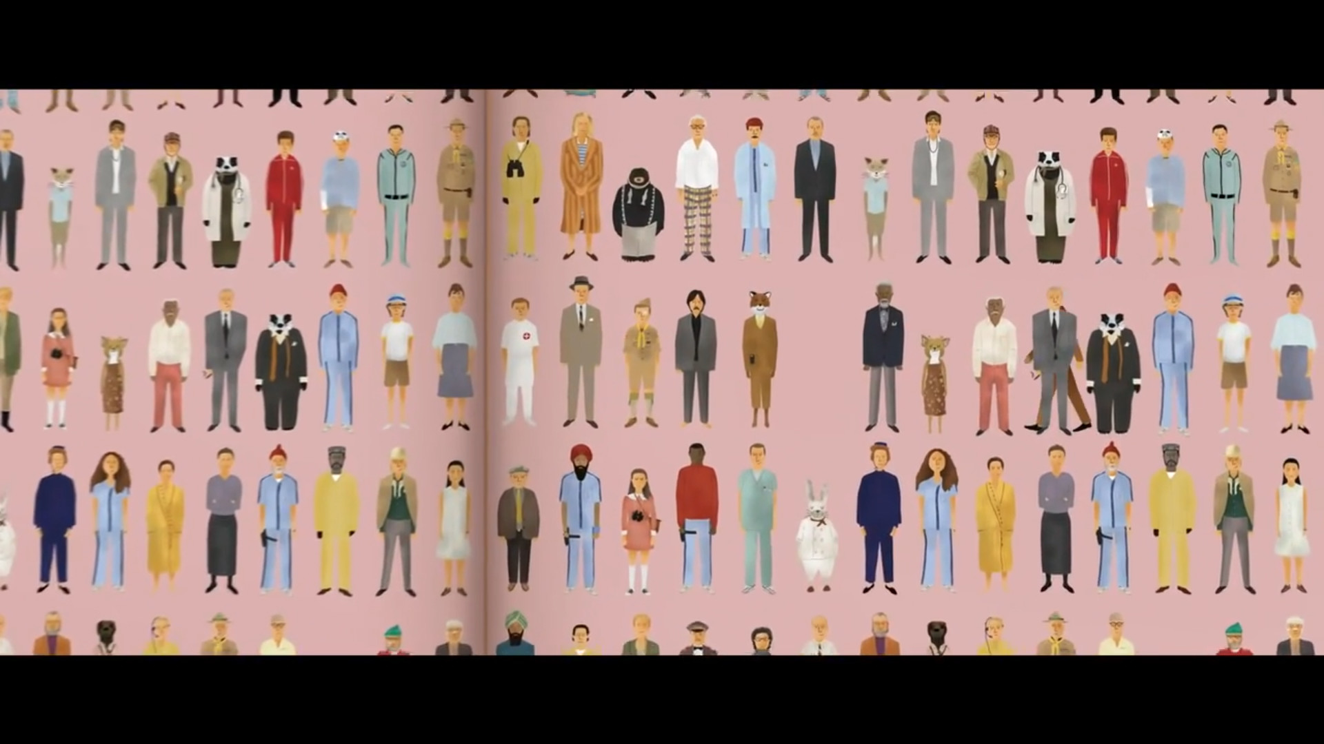 Wes Anderson Rushmore Wallpaper -wes-anderson-collection-5