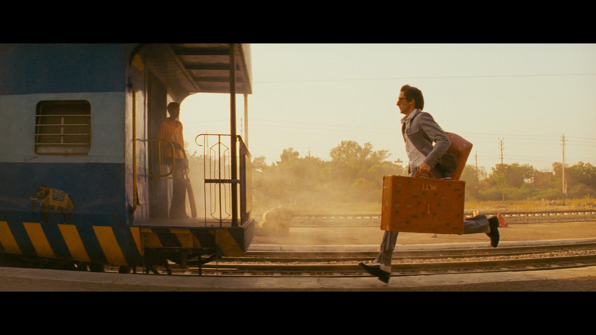 The Darjeeling Limited (2007, dir. Wes Anderson) | films you