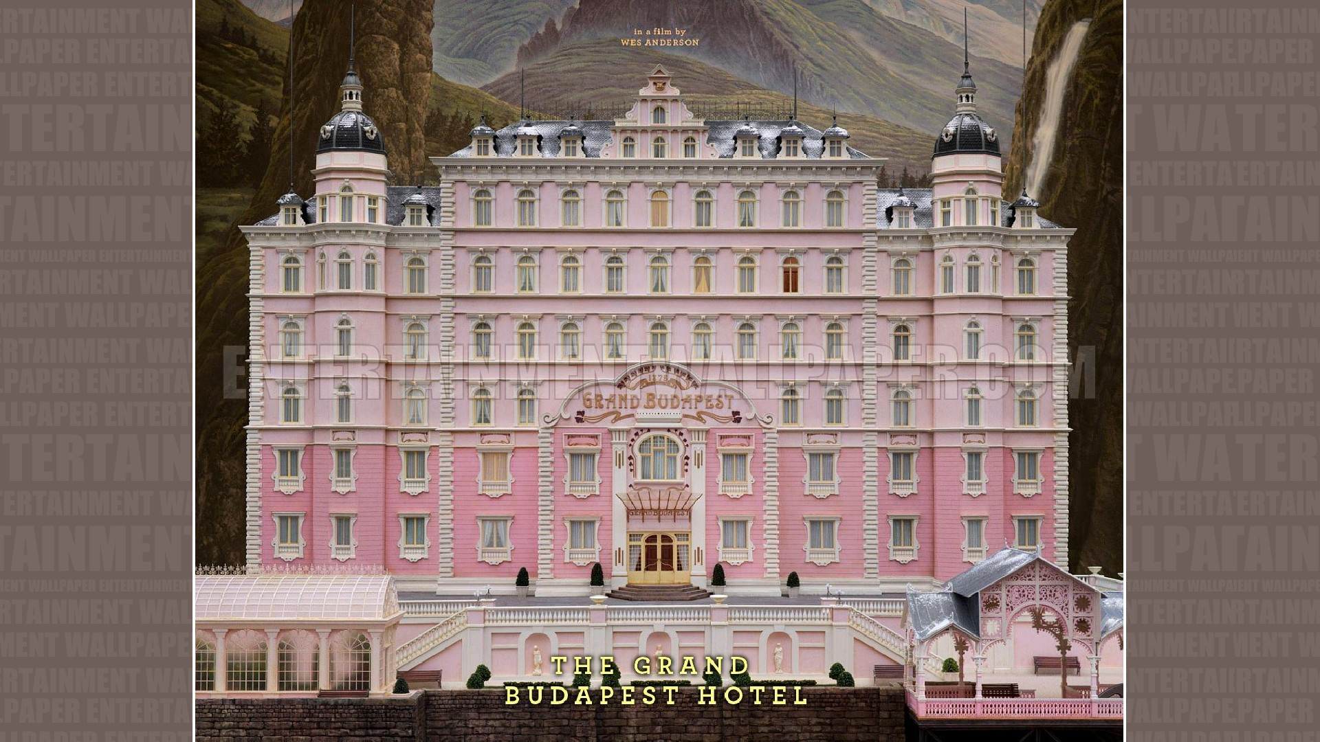 The Grand Budapest Hotel Wallpaper – Original size, download now.