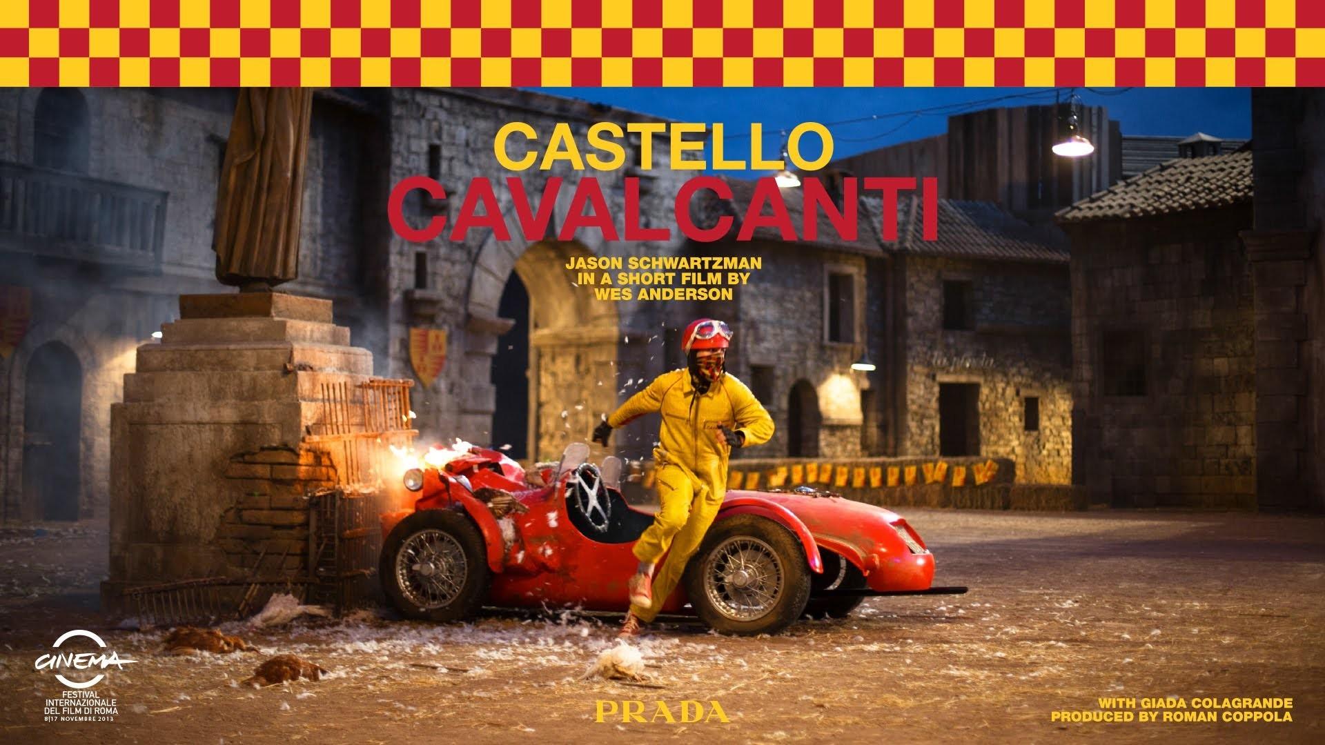 "Prada presents ""Castello Cavalcanti"""