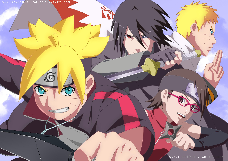 HD Wallpaper | Background ID:810556. Anime Boruto
