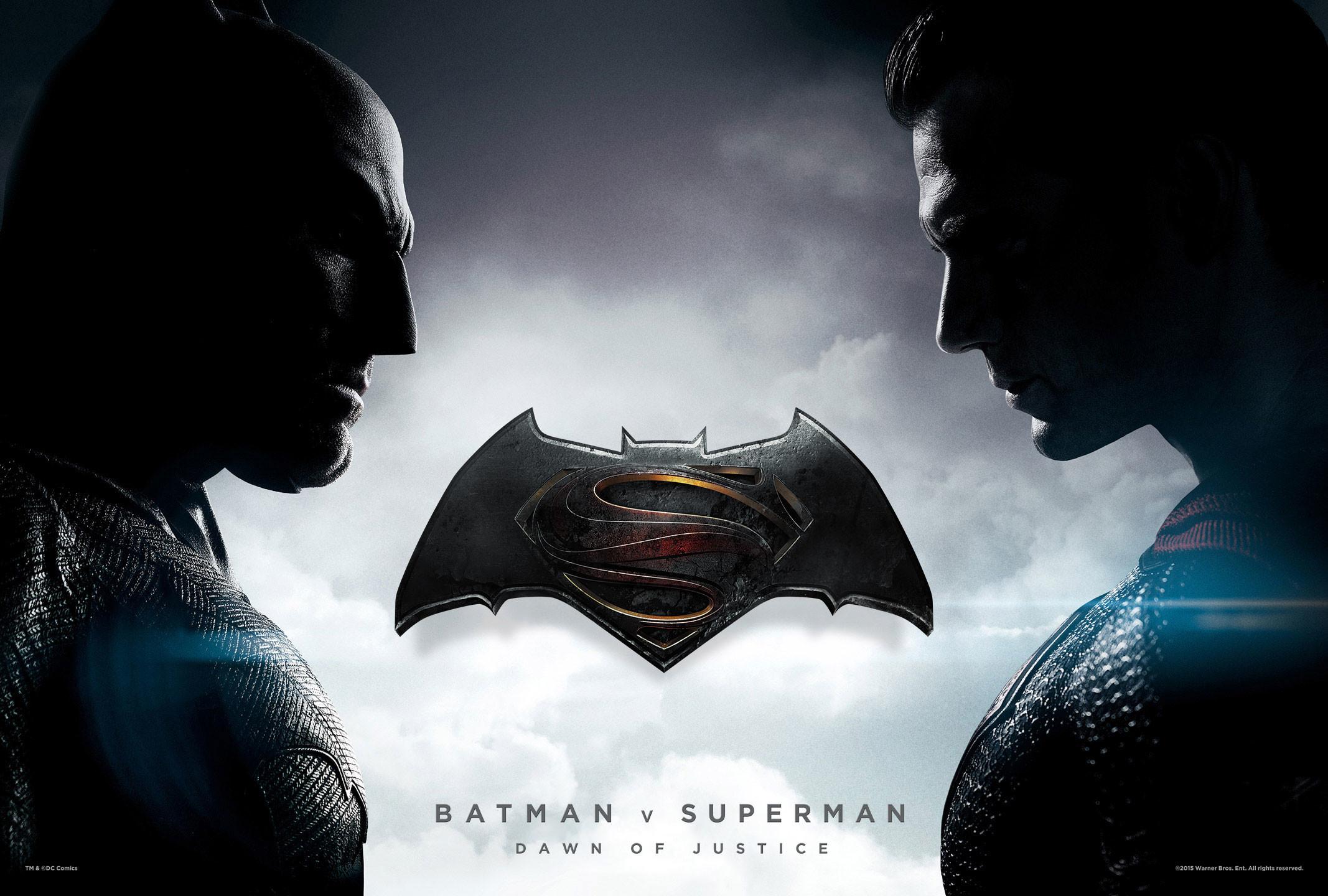 Batman vs Superman: Dawn of Justice Official Wallpaper HD