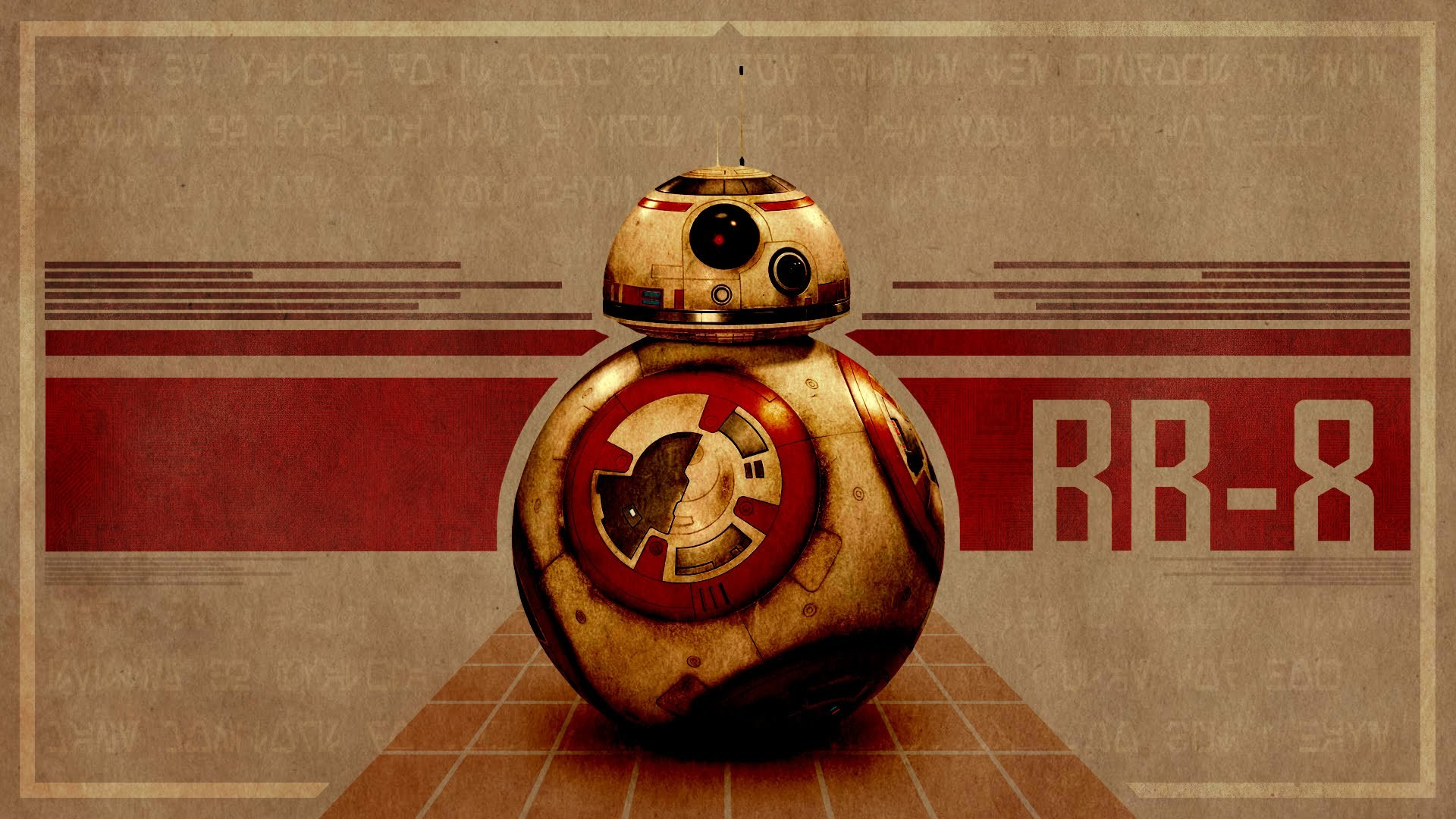 Character of the Week: BB-8 – Star Wars (The Force Awakens)