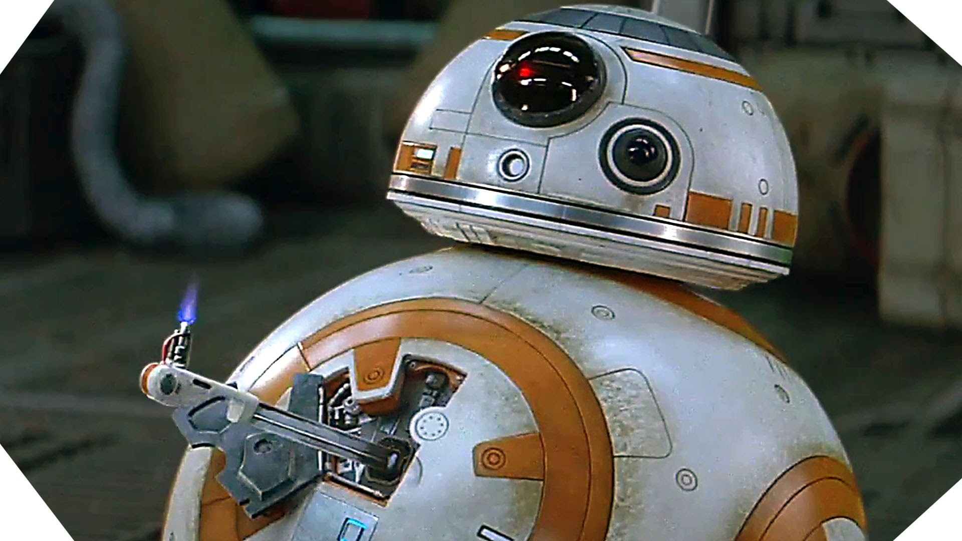 STAR WARS 7 'The Force Awakens' – BB-8 THUMB UP – Movie Clip # 6 – YouTube