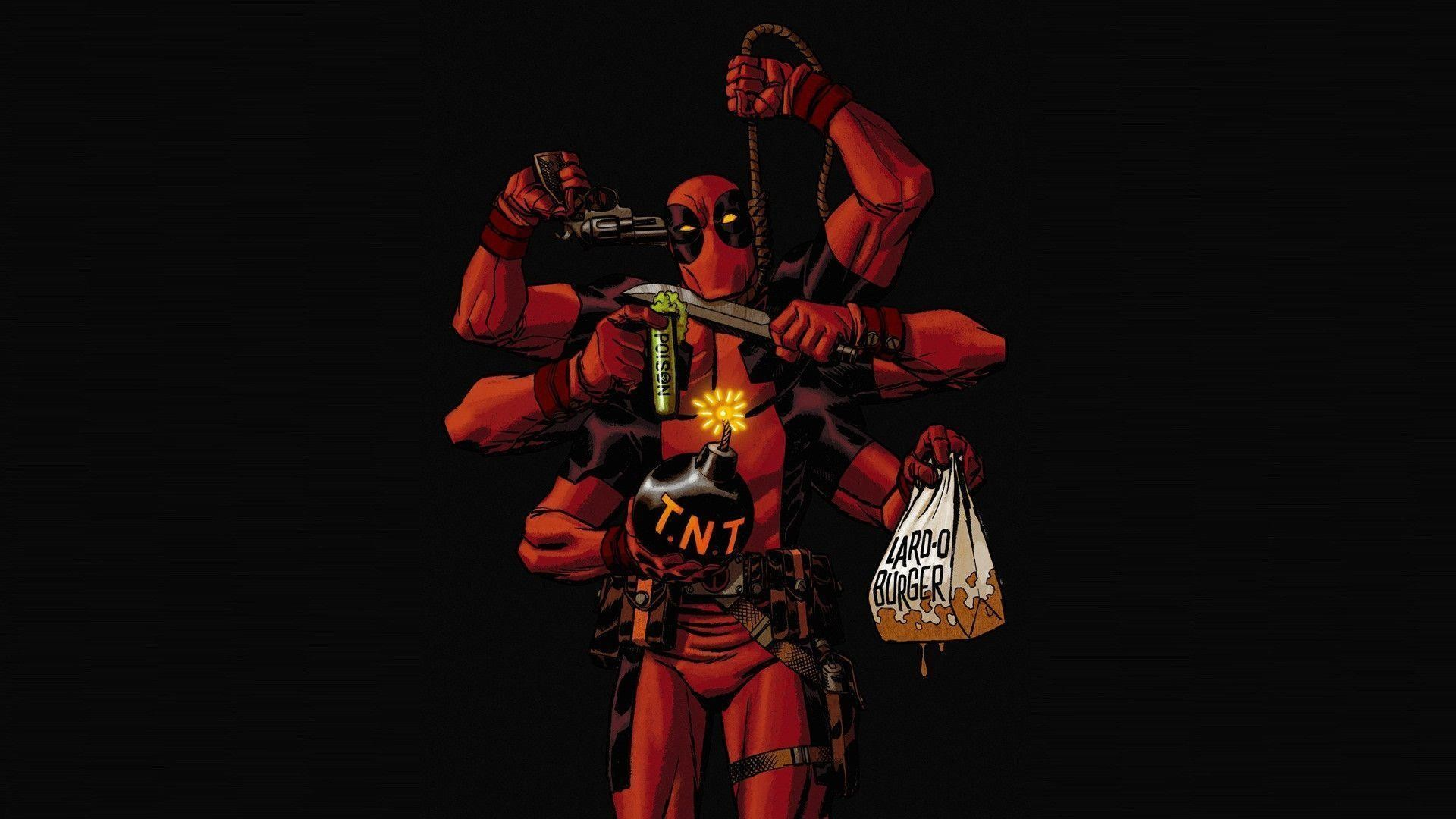 420 Deadpool Wallpapers   Deadpool Backgrounds Page 14