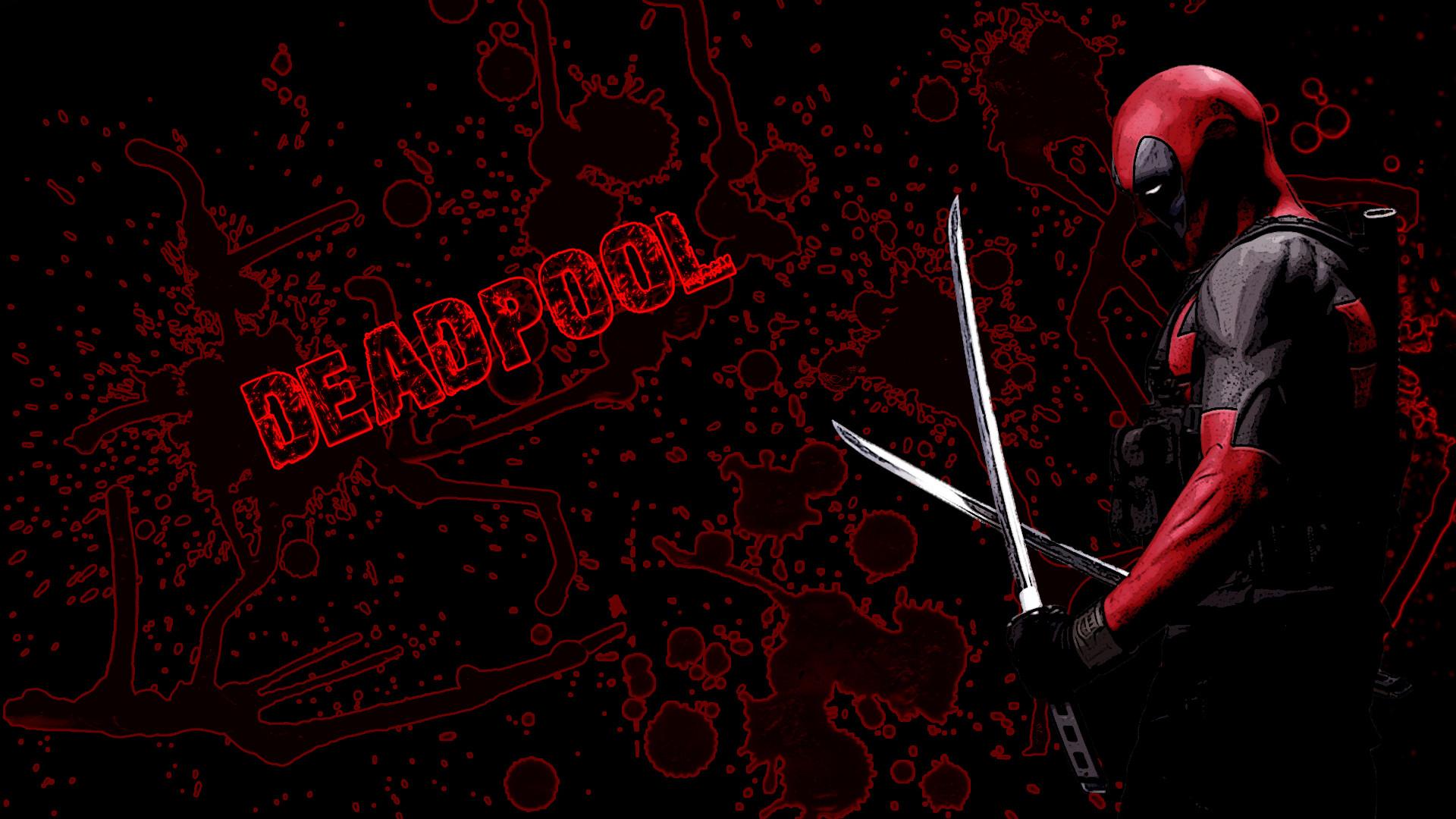 Comics – Deadpool – Comic – Comics – Marvel – Merc With A Mouth Wallpaper