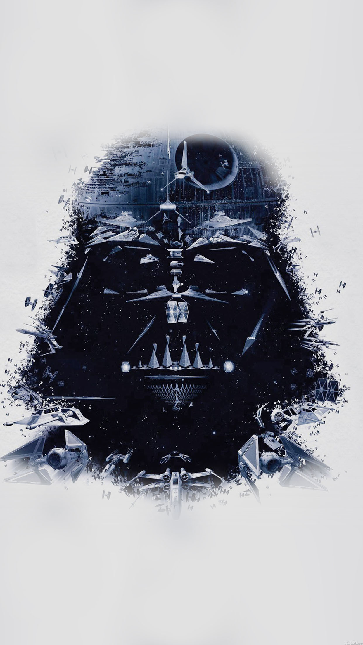 ☺Fond d'écran iphone HD iphone 7 8442. Star Wars Wallpaper …