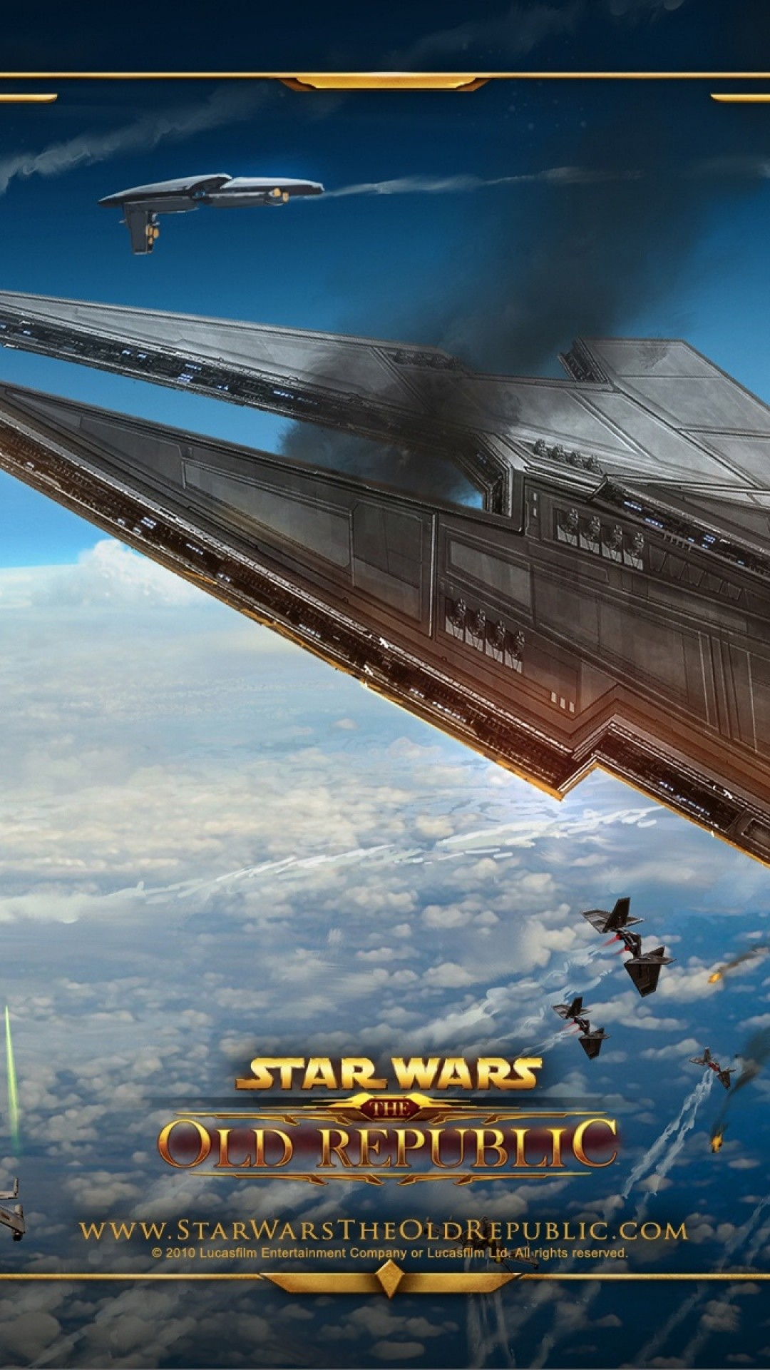 iPhone 5 Wallpapers Star Wars by Bruce Gentile #14