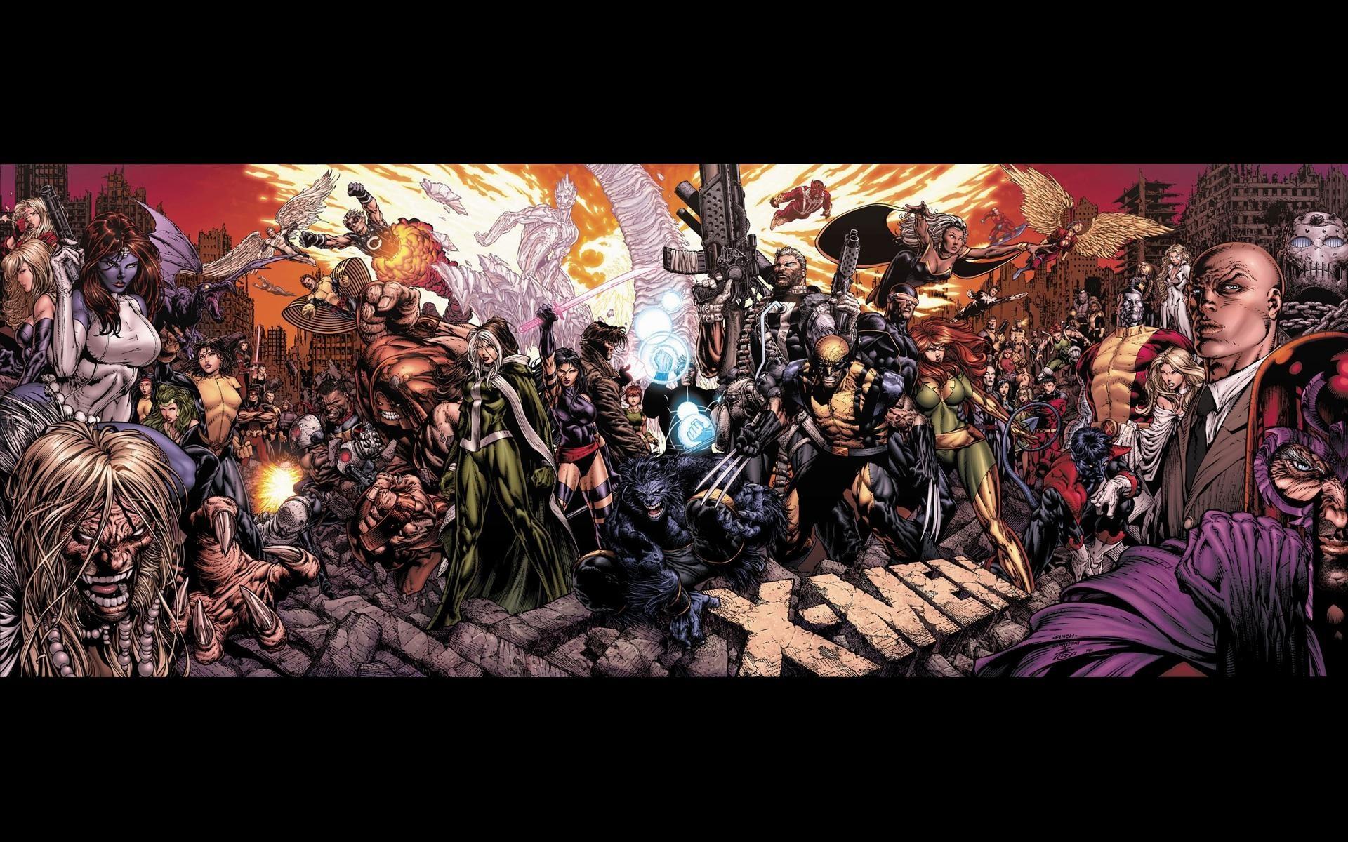 X-Men-Marvel-Comics-HD-Wallpaper