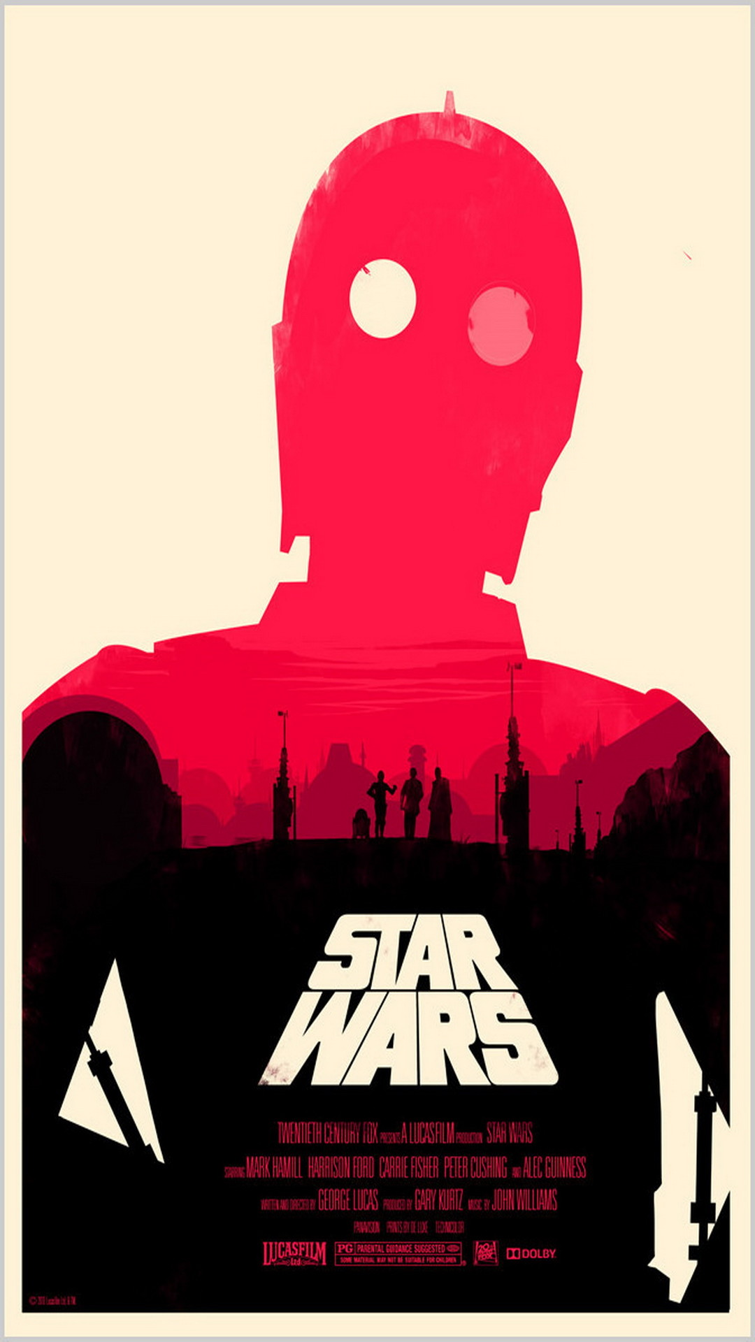 Star Wars Episode IV – A New Hope iPhone 6 Plus HD Wallpaper, Poster .