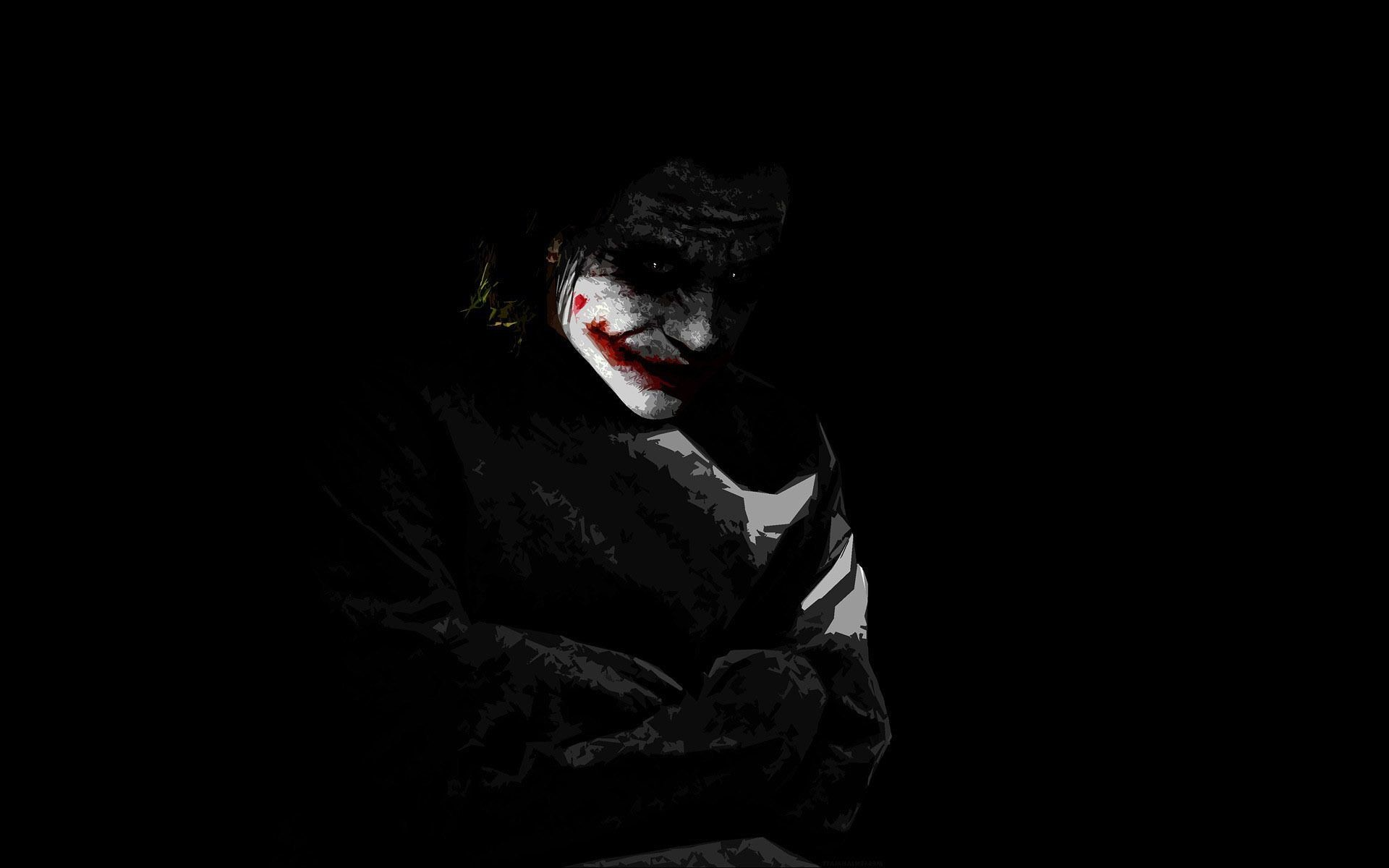 The Joker Heath Ledger Wallpapers Group Heath Ledger Joker Wallpapers HD  Wallpapers)