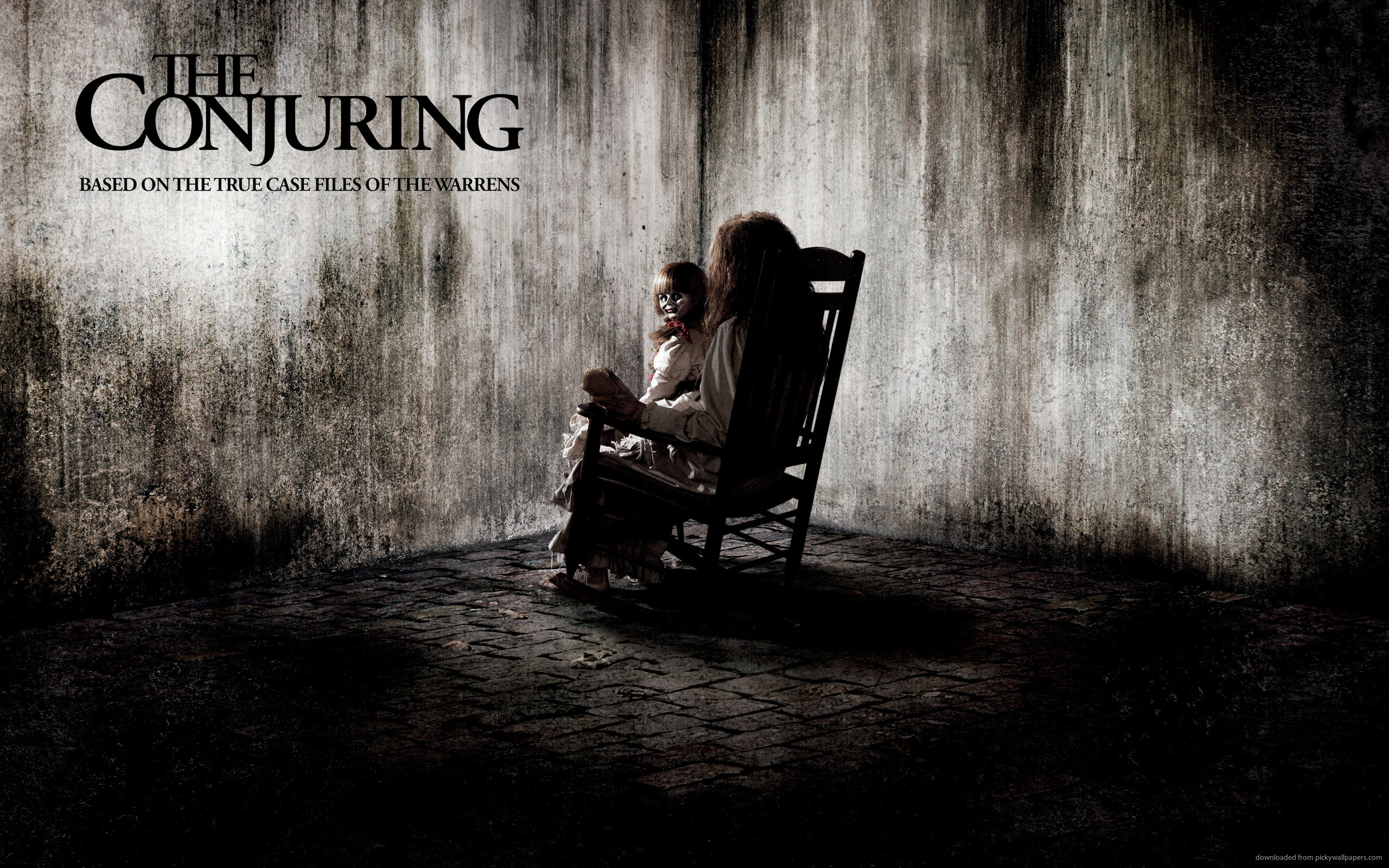 The Conjuring Horror Movie Wallpaper for 2560×1600