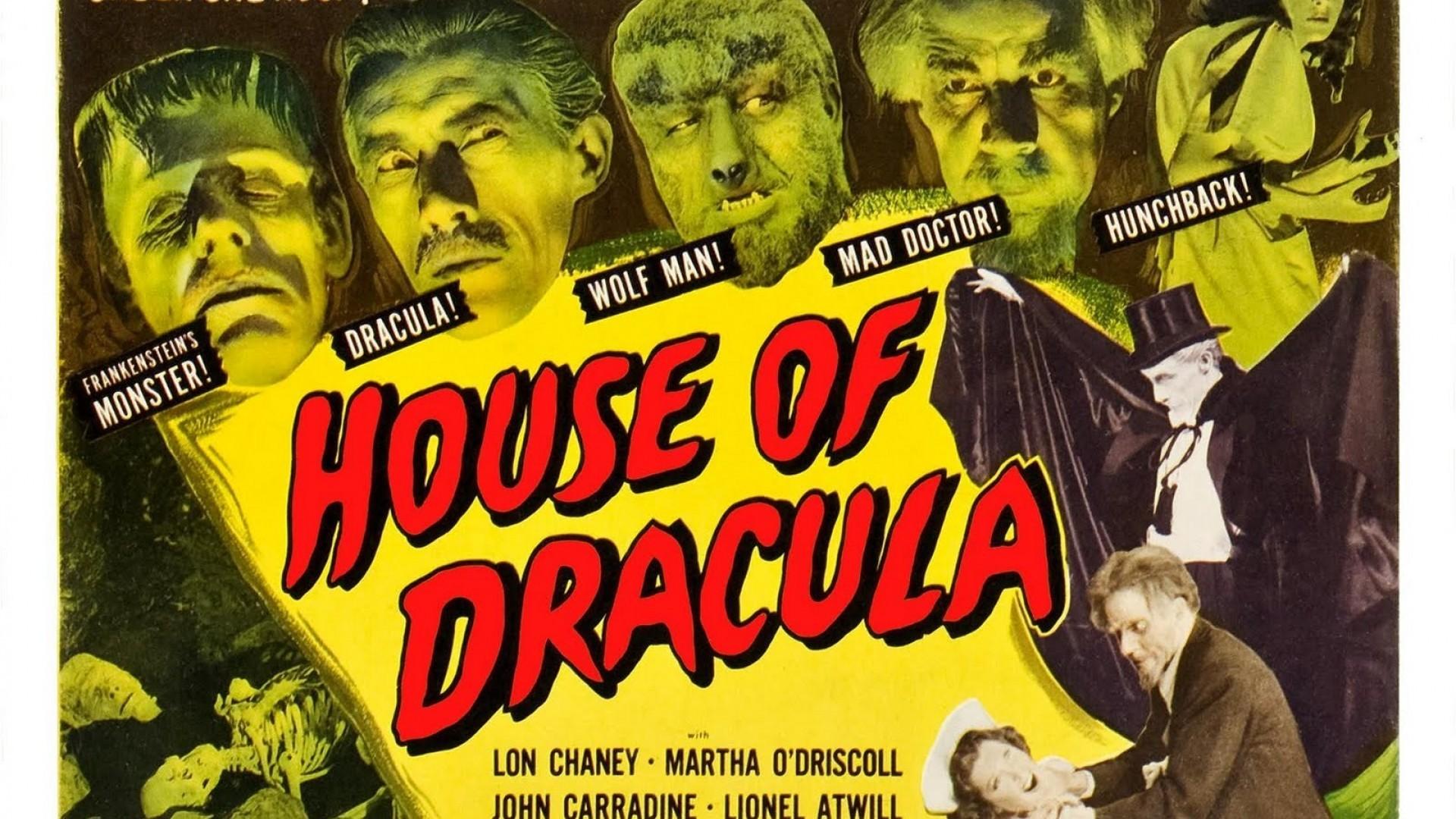 Classic Horror Movie Posters Dracula Horror vintage dracula movie