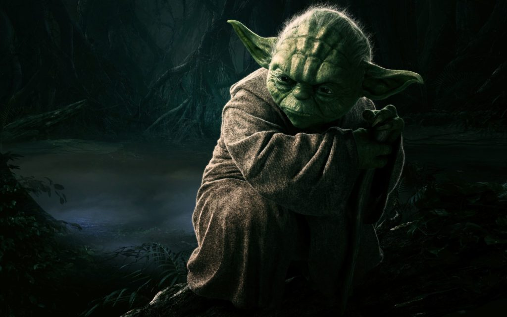 Jedi Master Yoda Wallpapers