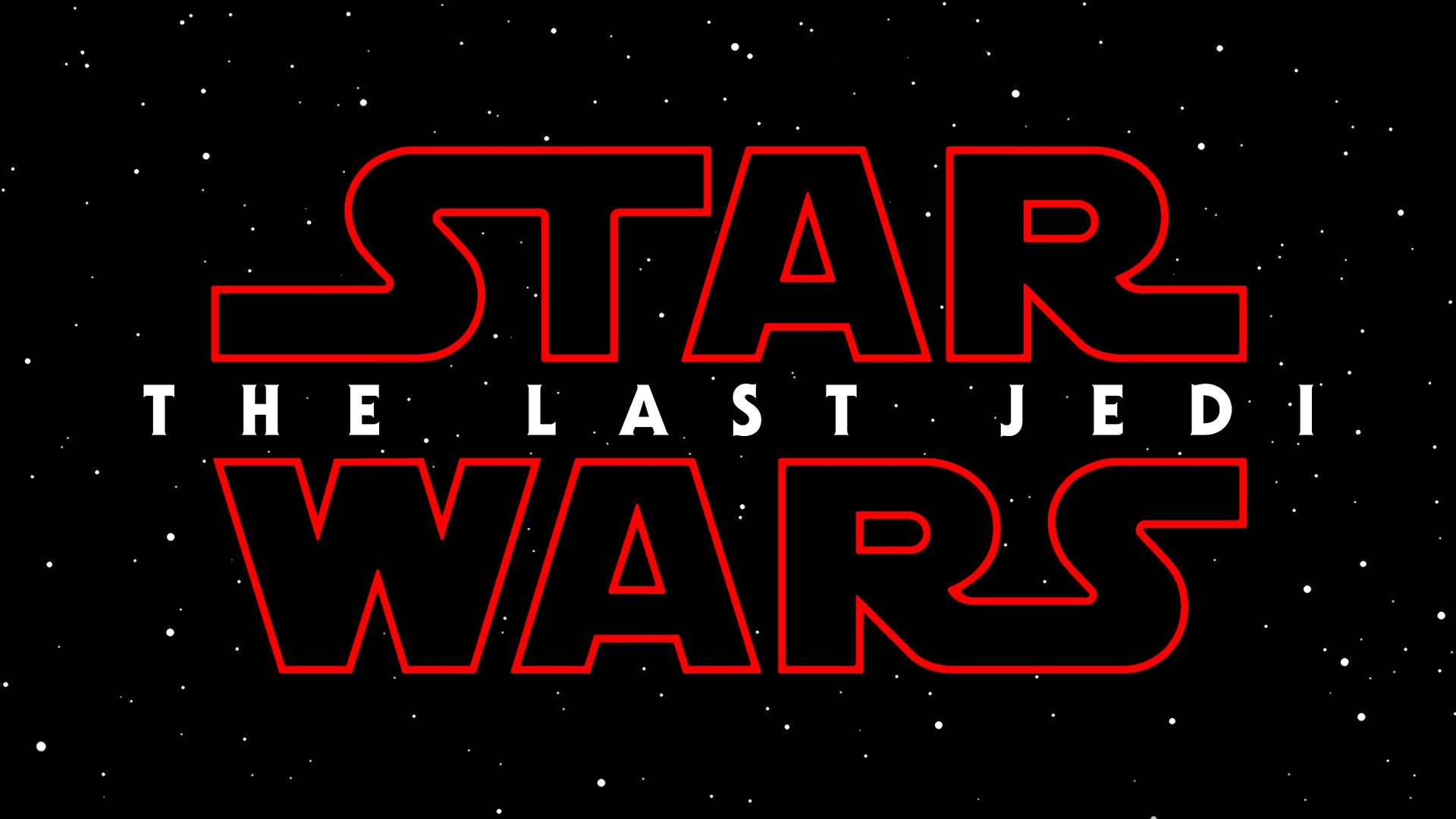 Movie – Star Wars Episode VIII: The Last Jedi Logo Wallpaper